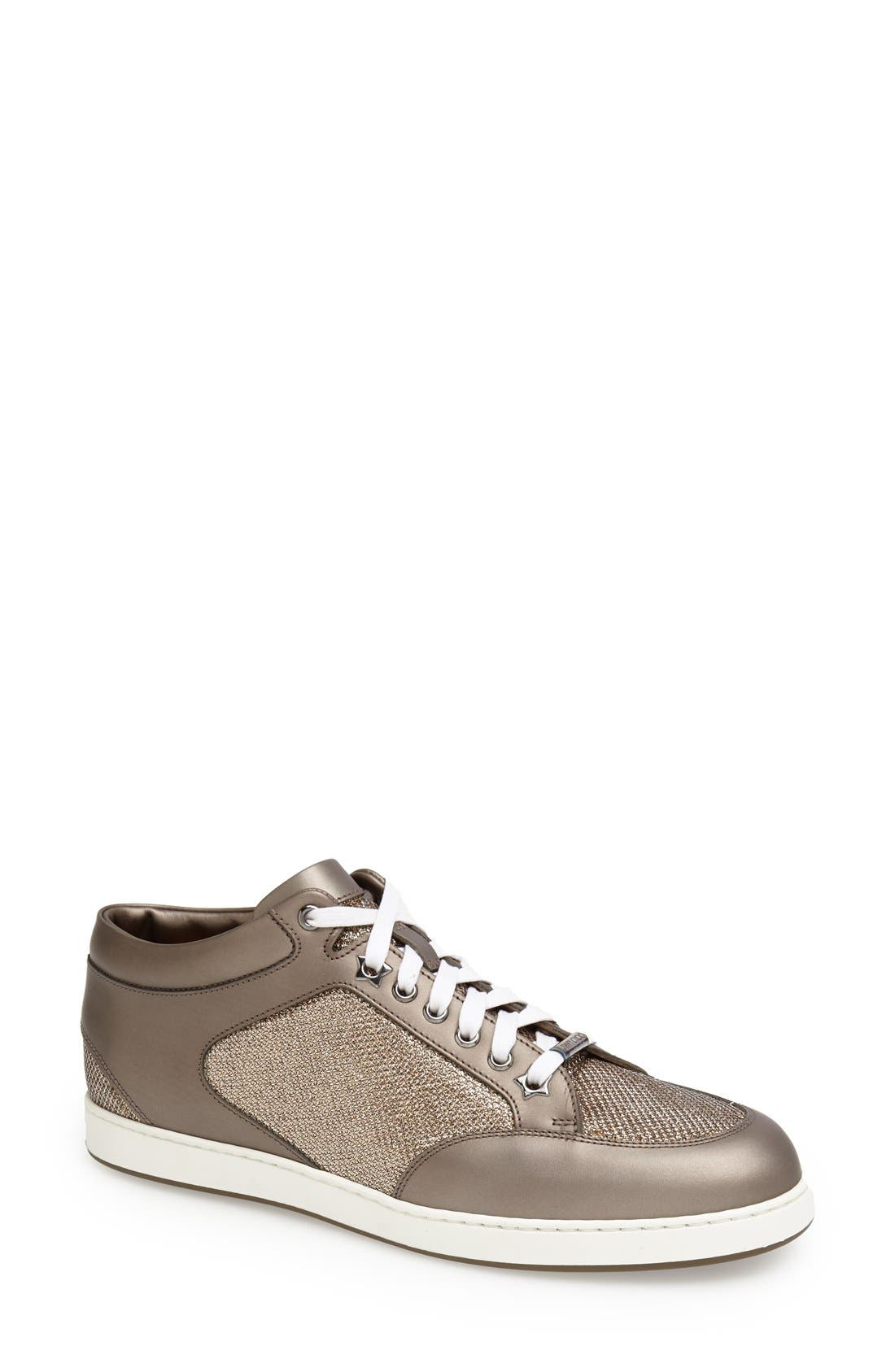 Alternate Image 1 Selected - Jimmy Choo 'Miami' Sneaker (Women)