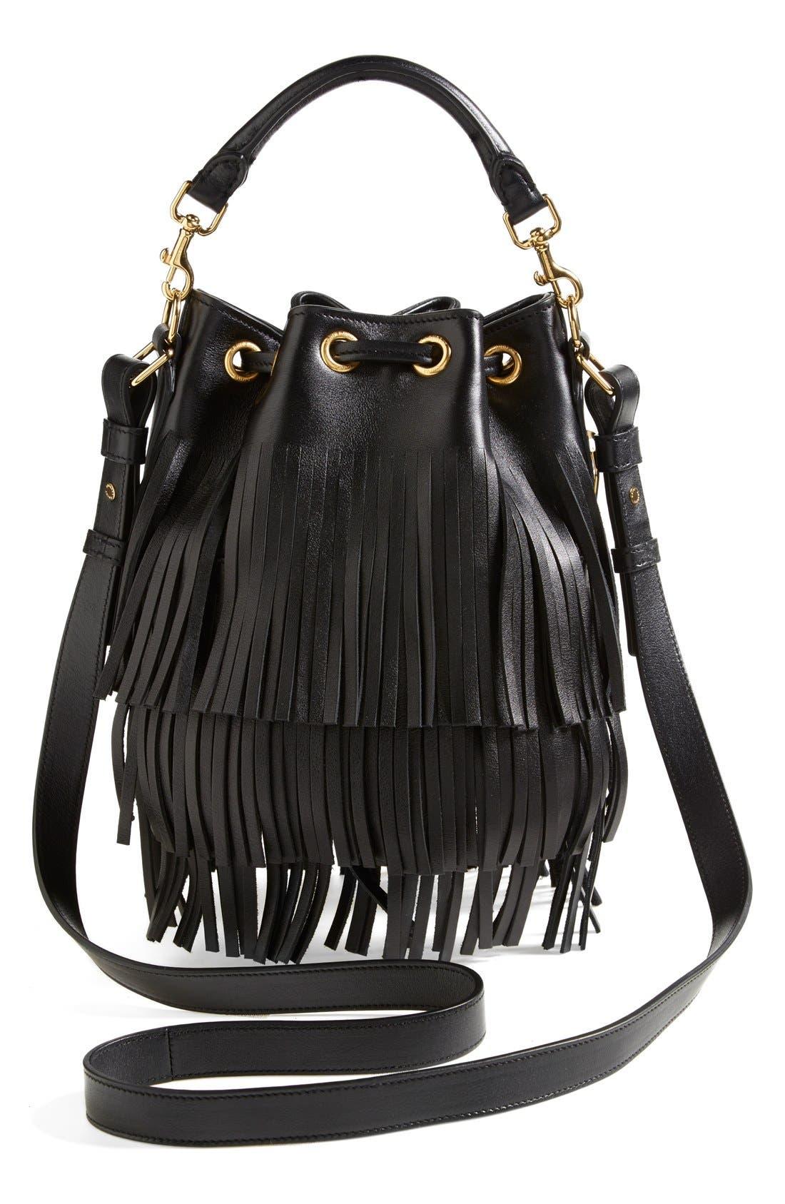 Alternate Image 3  - Saint Laurent 'Small' Bucket Bag