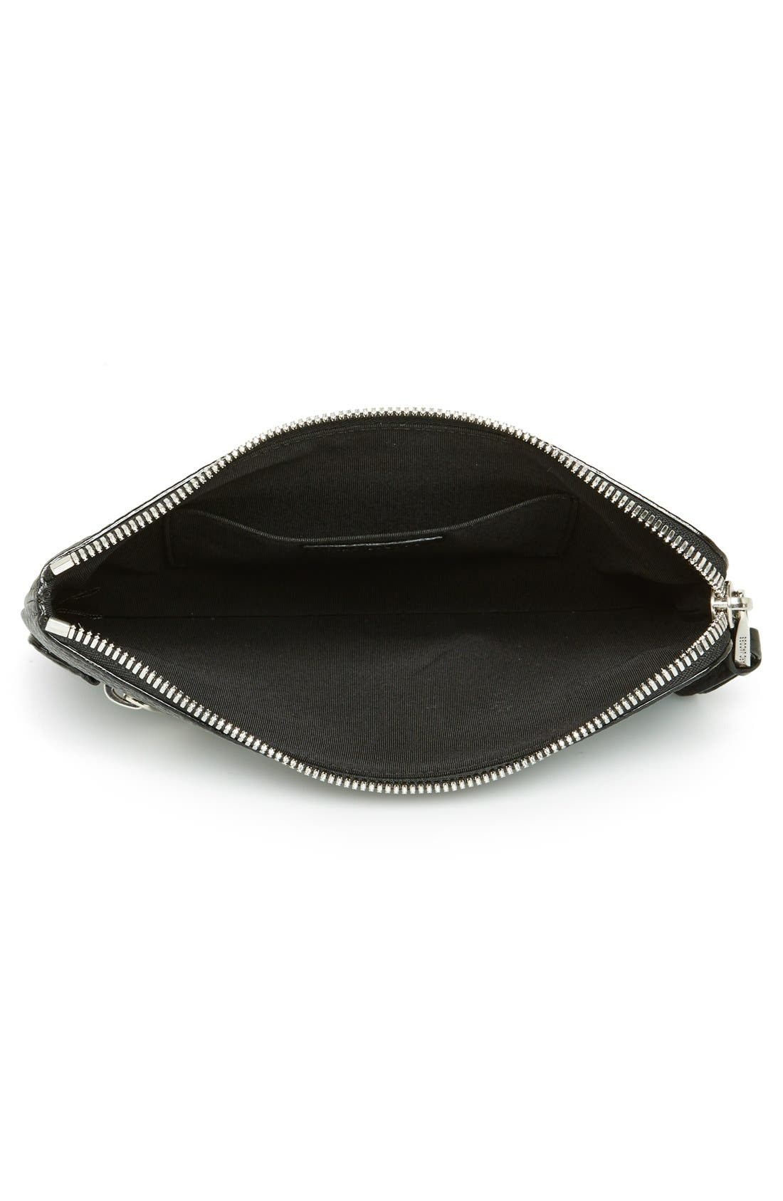 Alternate Image 3  - Marc Jacobs Leather Clutch