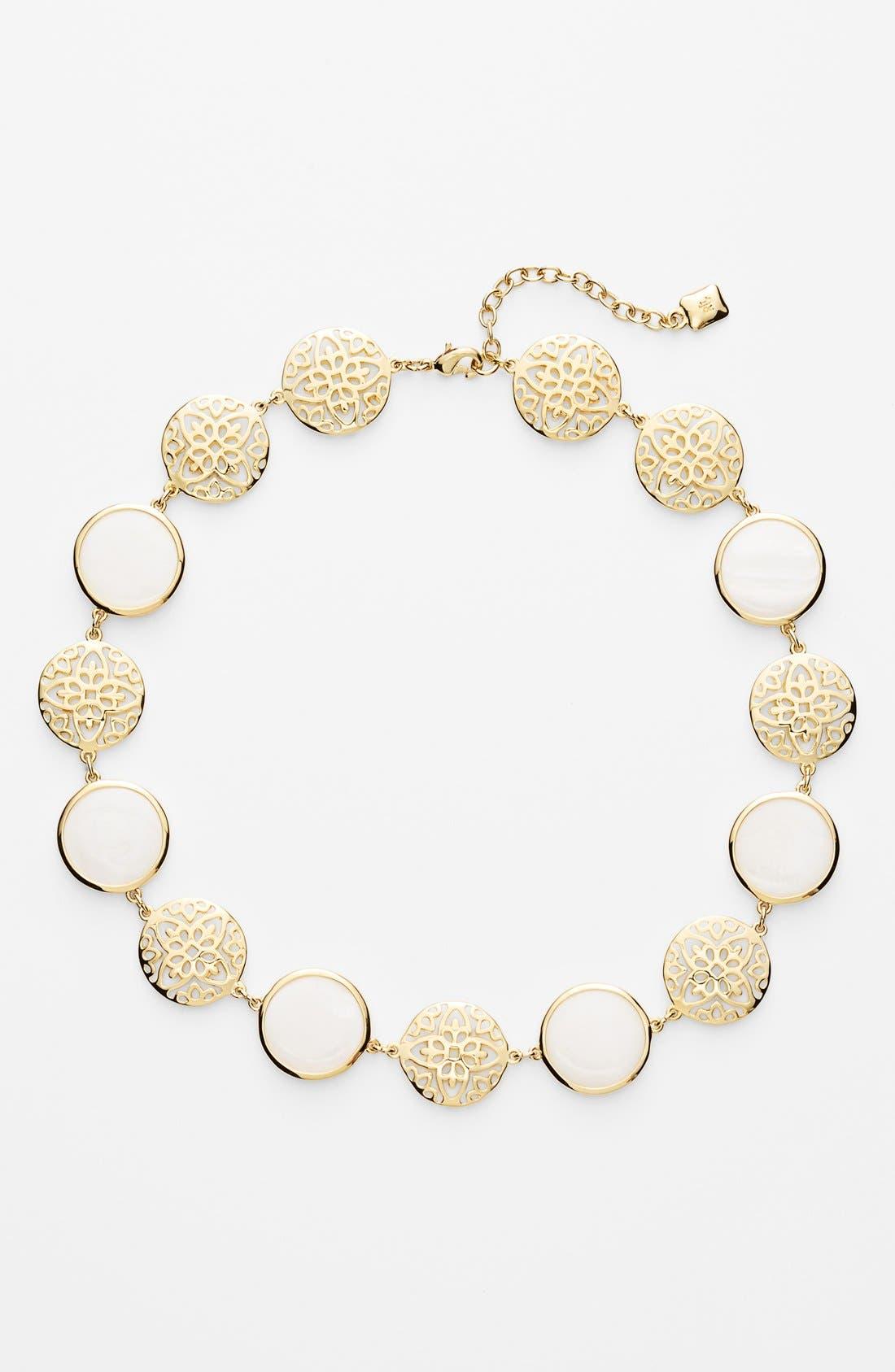 Alternate Image 2  - Lauren Ralph Lauren Collar Necklace