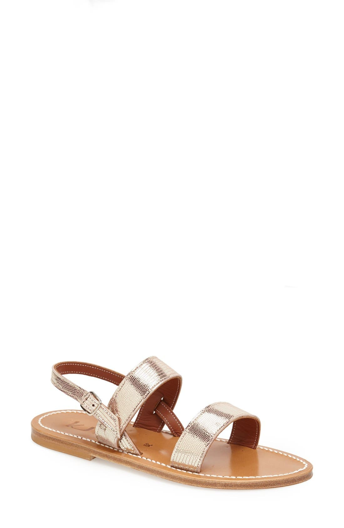 Alternate Image 1 Selected - K.Jacques St. Tropez 'Barigoule' Sandal (Women)
