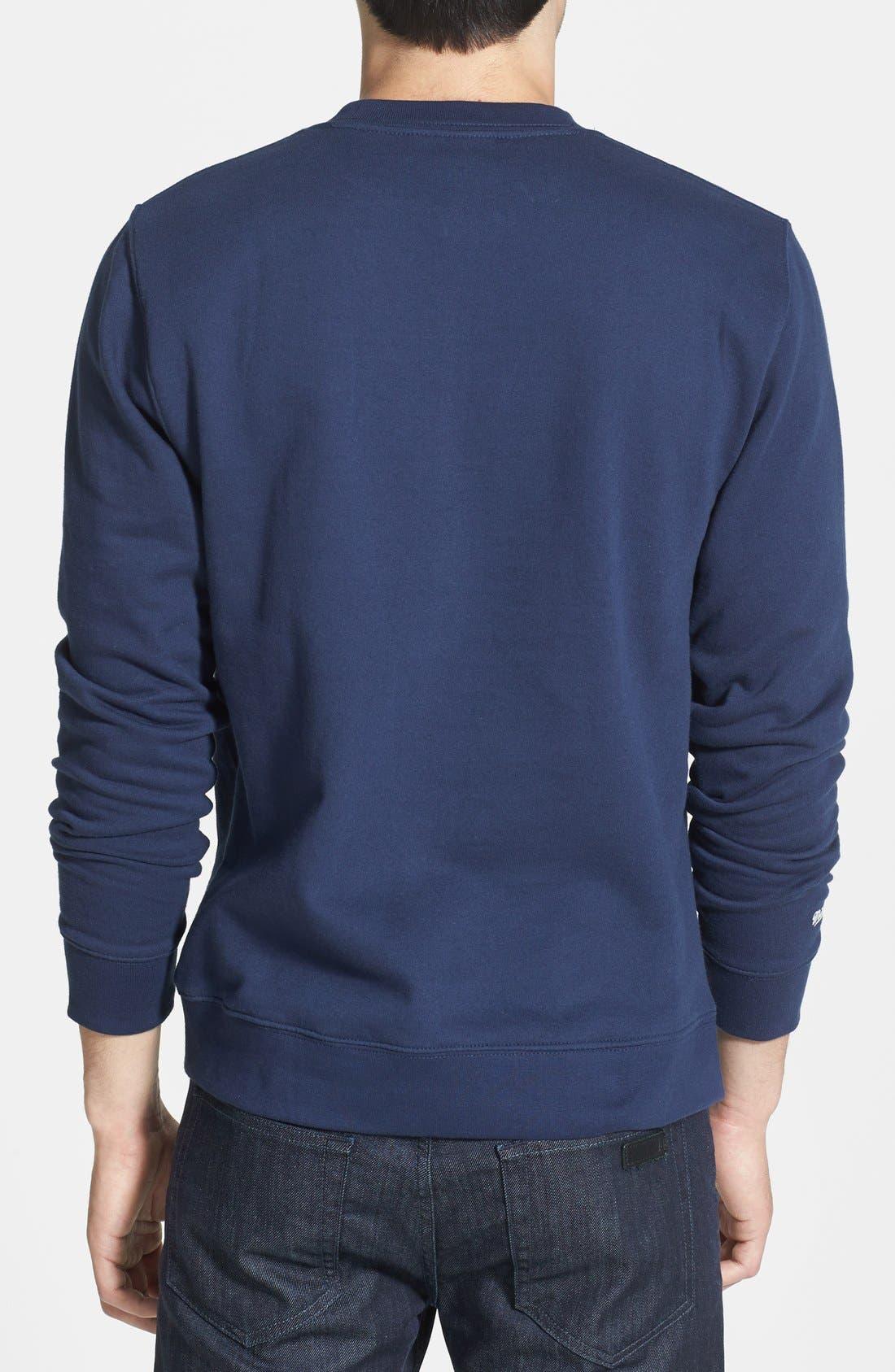 Alternate Image 2  - Mitchell & Ness 'St. Louis Cardinals' Crewneck Sweatshirt