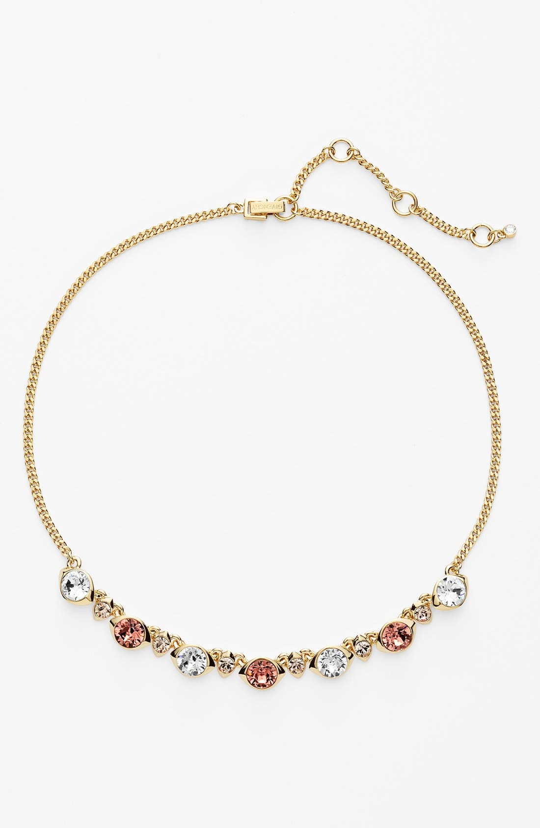 Alternate Image 2  - Givenchy Crystal Necklace (Nordstrom Exclusive)