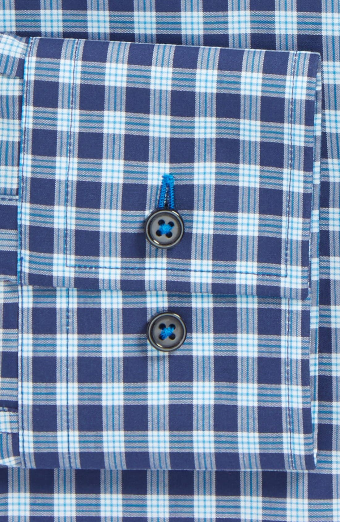 Alternate Image 2  - BOSS HUGO BOSS 'Jaser' WW Slim Fit Dress Shirt
