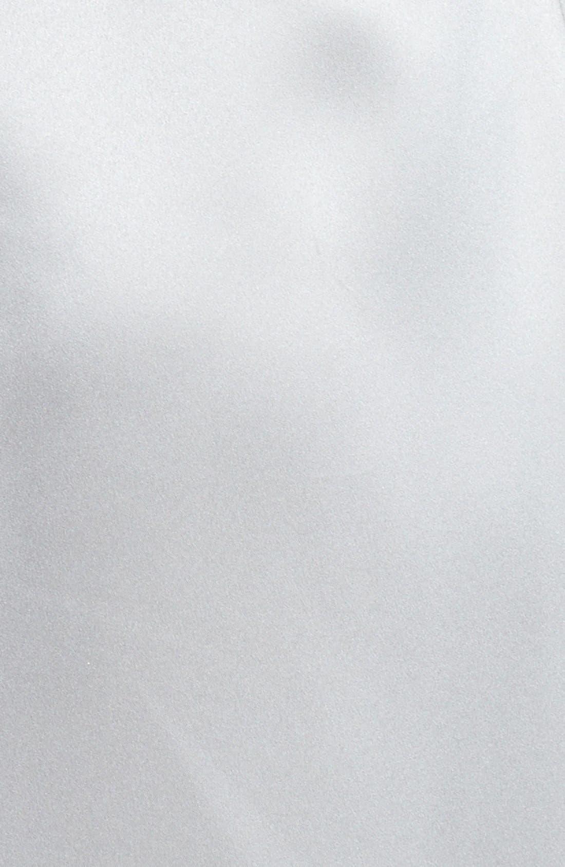 Alternate Image 3  - After Six Sleeveless Lace & Matte Satin Dress