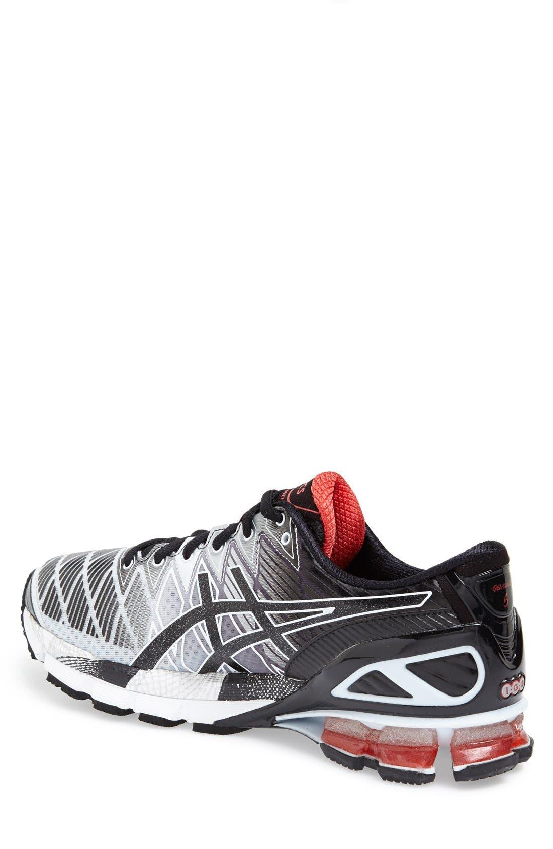 Alternate Image 2  - ASICS® 'GEL-Kinsei 5' Running Shoe (Men)