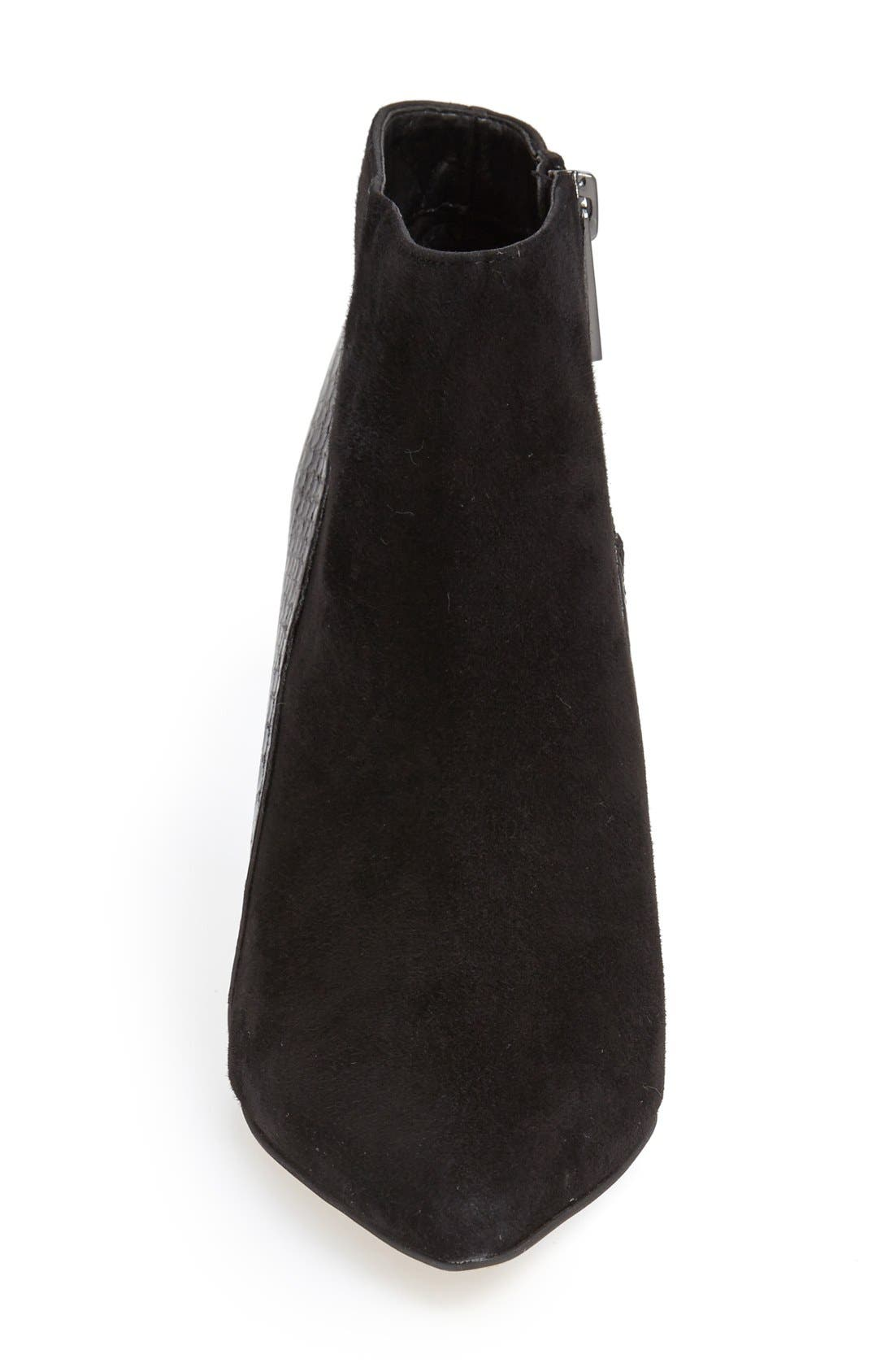 Alternate Image 3  - Vince Camuto 'Kasi' Pointy Toe Bootie (Nordstrom Exclusive) (Women)