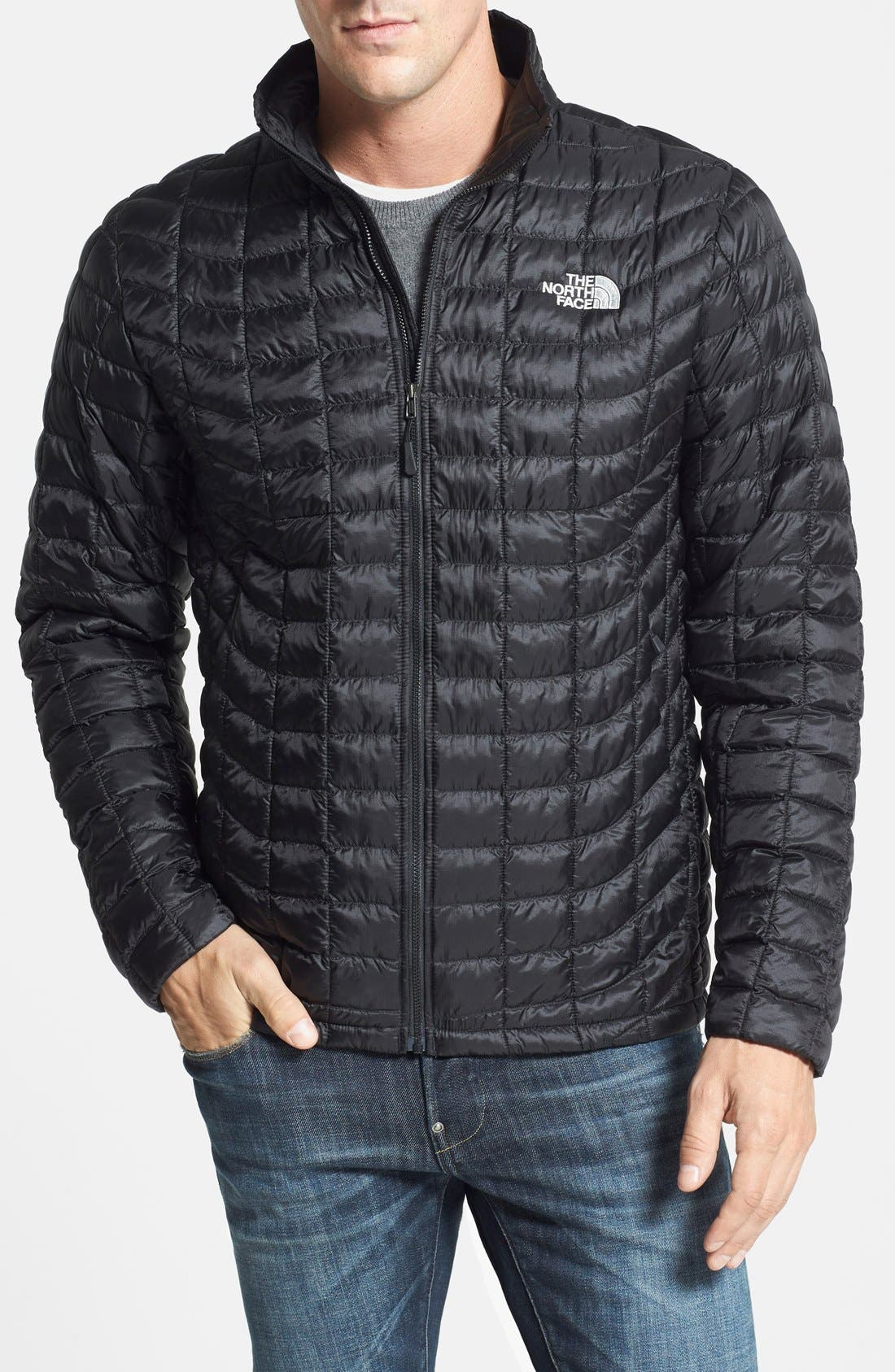 Alternate Image 1 Selected - The North Face PrimaLoft® ThermoBall™ Full Zip Jacket