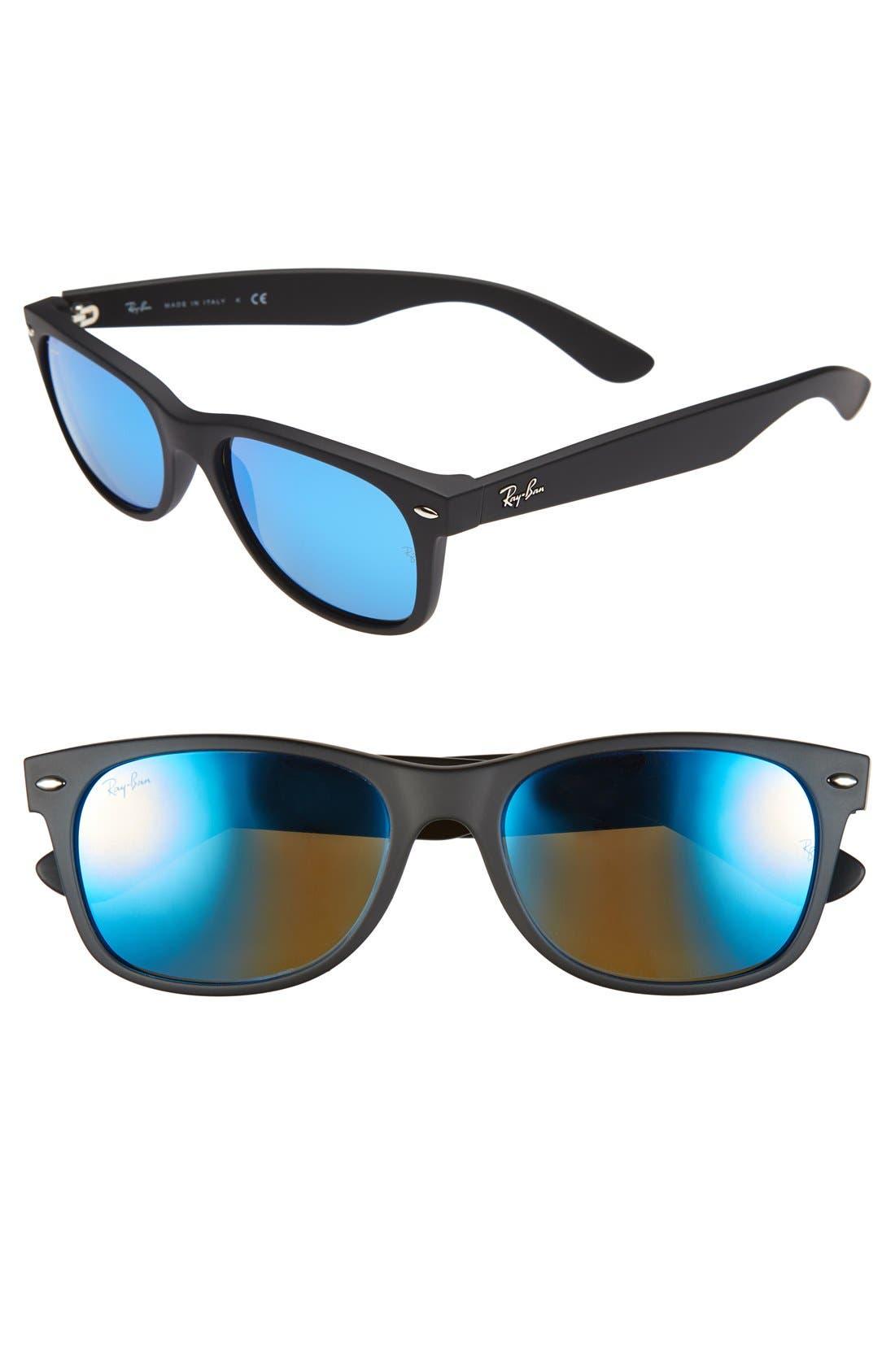 Alternate Image 1 Selected - Ray-Ban 'New Wayfarer' 55mm Sunglasses