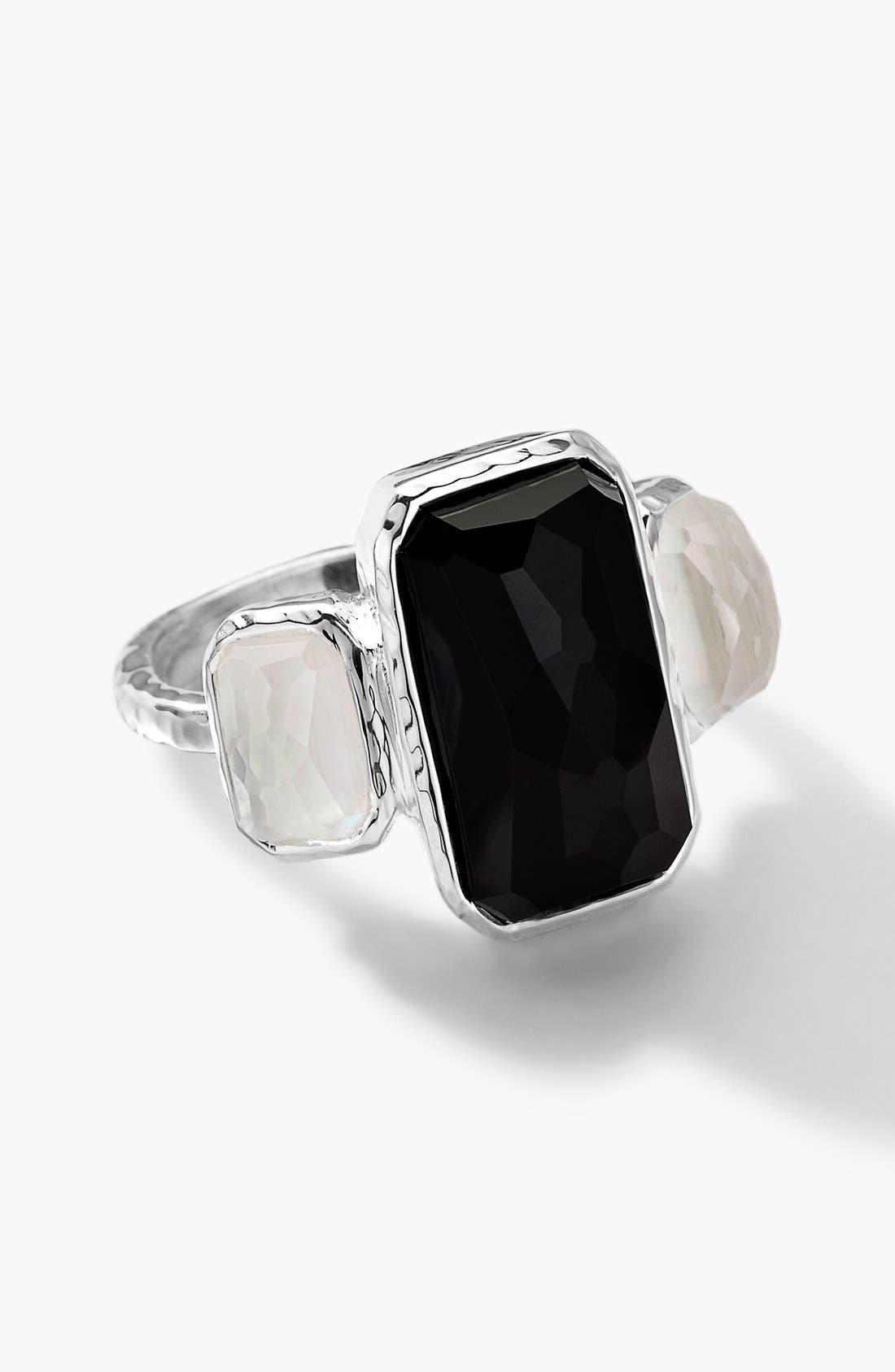 Alternate Image 1 Selected - Ippolita 'Wonderland' Three Stone Ring