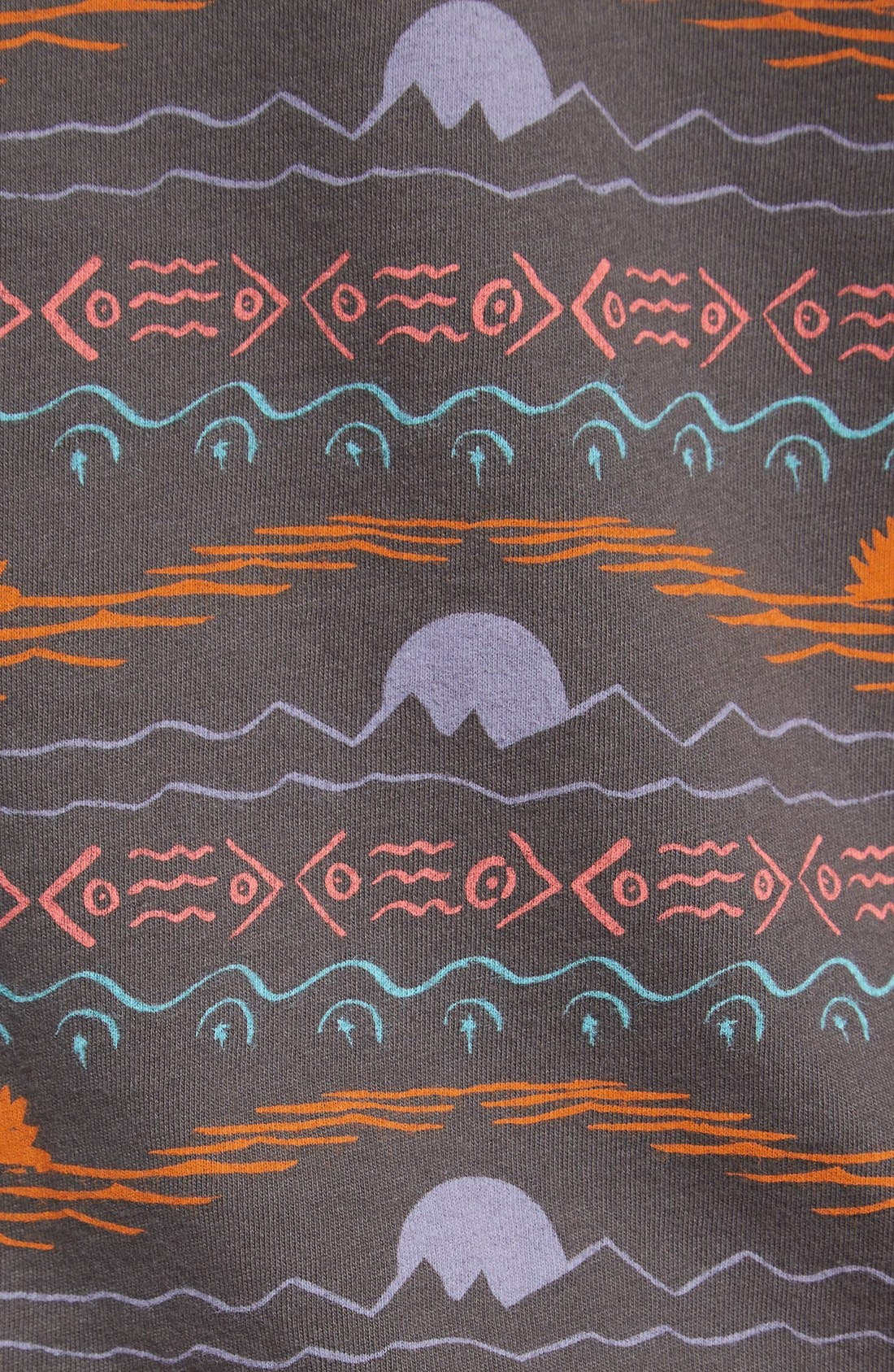 Alternate Image 3  - Topo Ranch 'Sun Moon' Print Tank Top