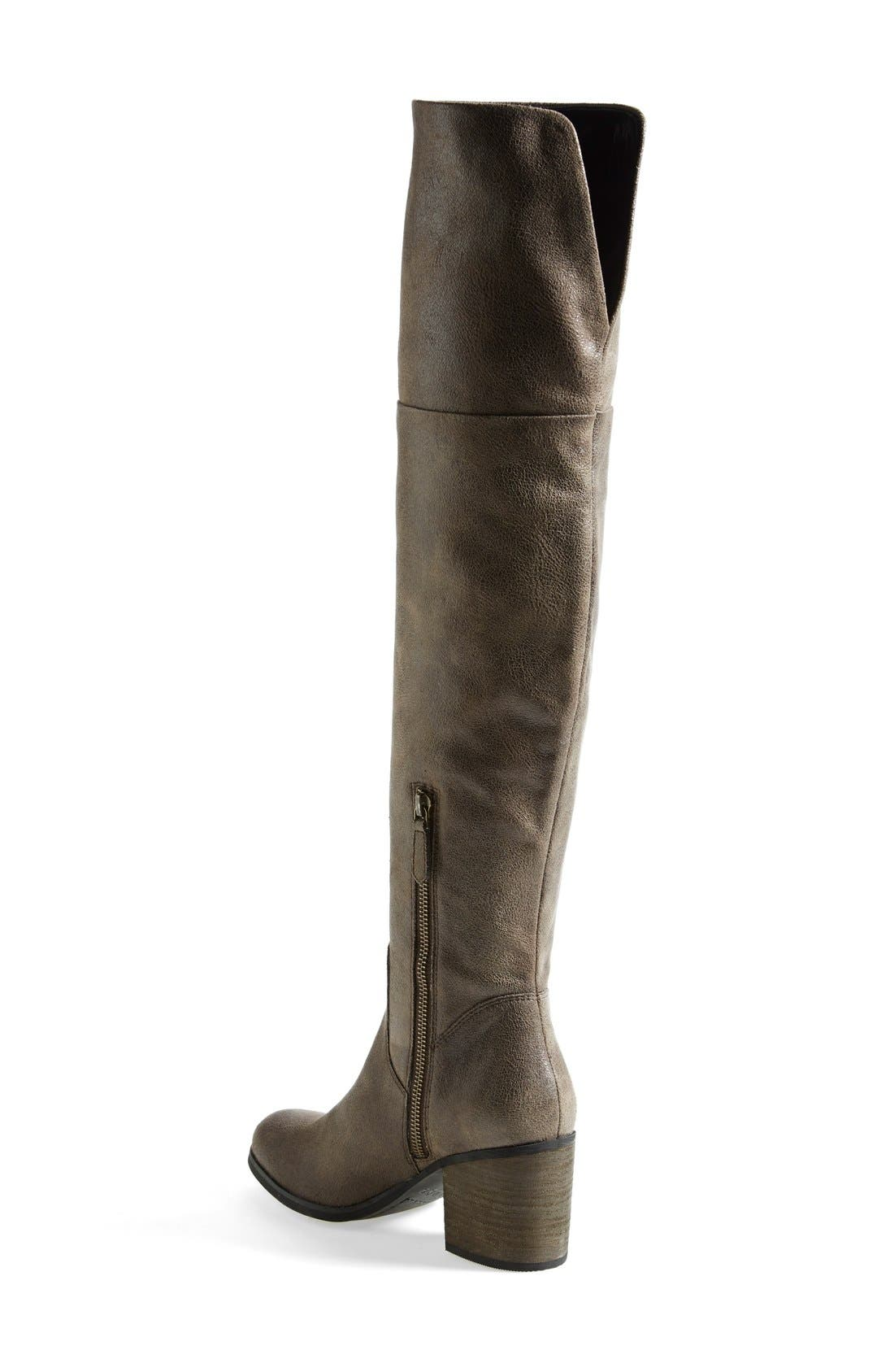 Alternate Image 2  - Hinge Canton Over the Knee Boot (Women)