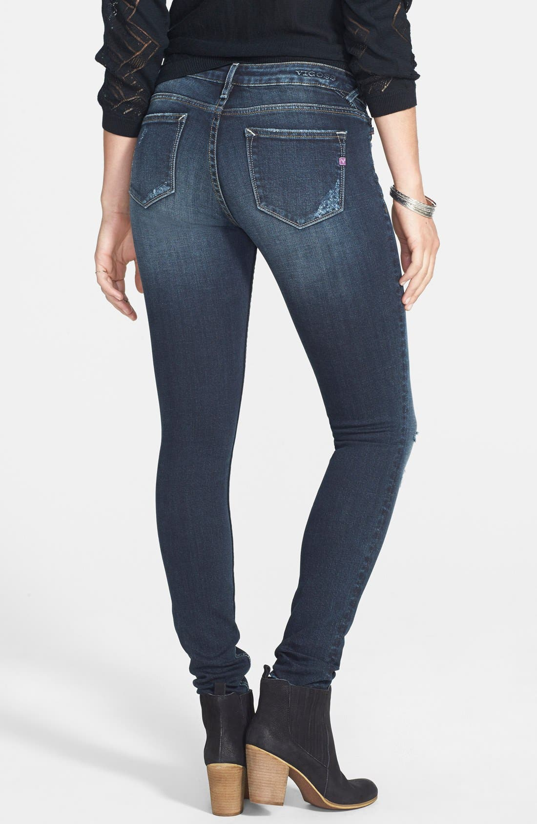 Alternate Image 2  - Vigoss Skinny Jeans