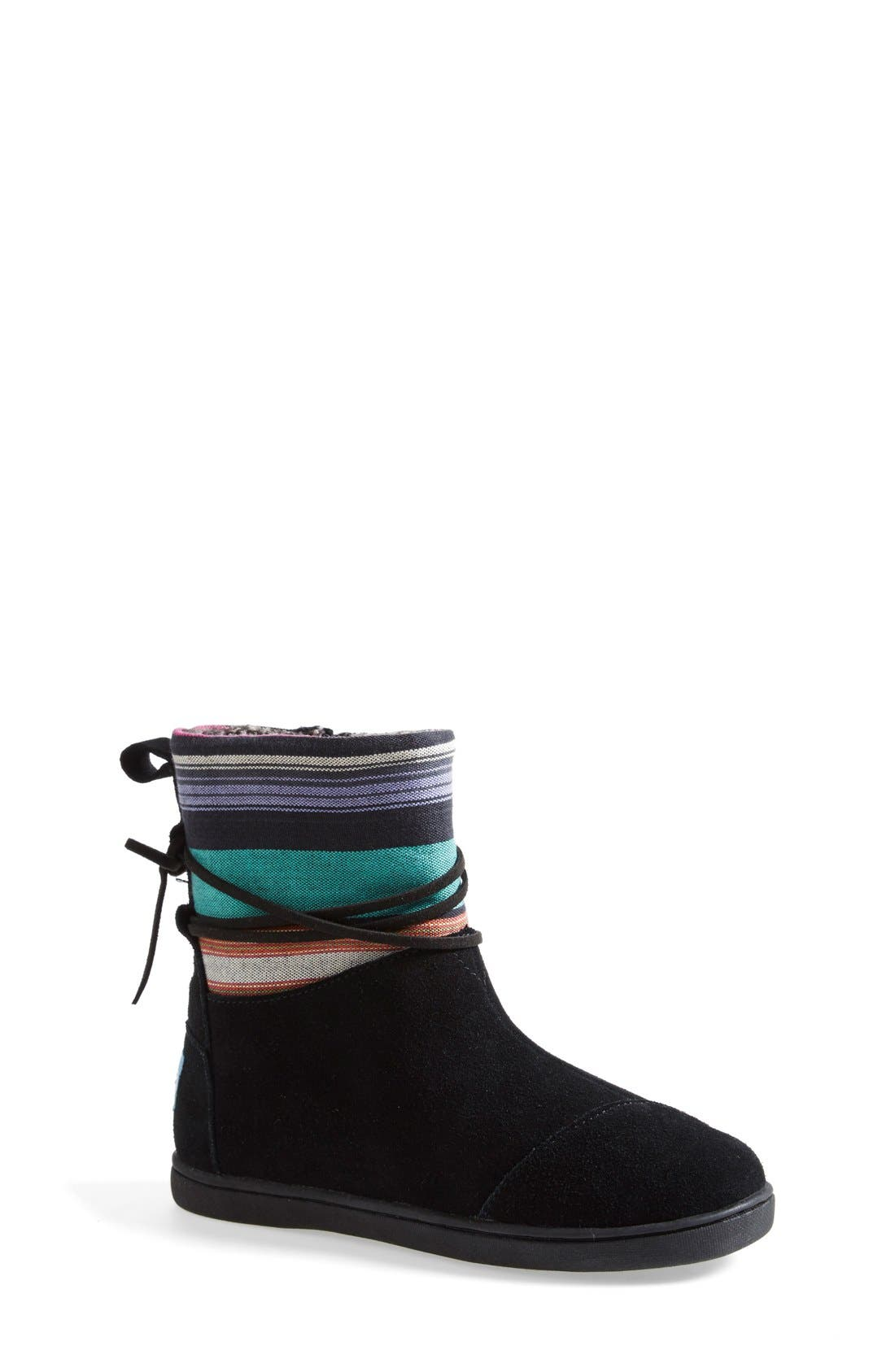 Alternate Image 1 Selected - TOMS 'Nepal - Youth' Boot (Toddler, Little Kid & Big Kid)