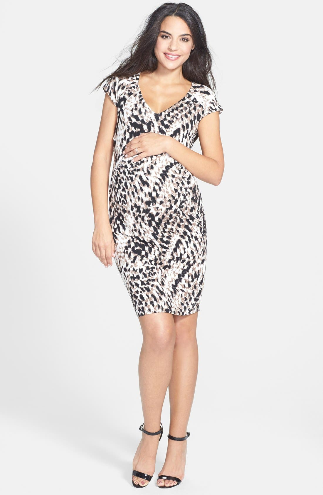 Tart Maternity 'Freya' Body-Con Maternity Dress