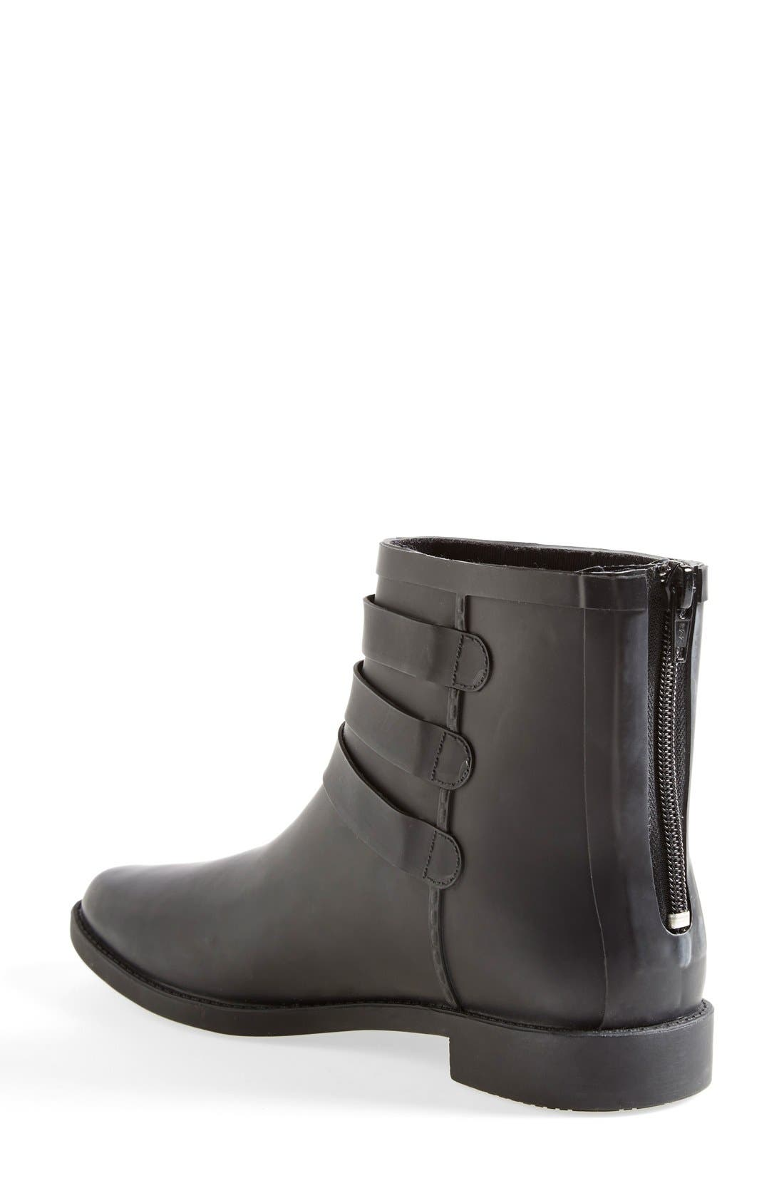 Alternate Image 2  - Loeffler Randall 'Fenton' Rain Boot (Women)