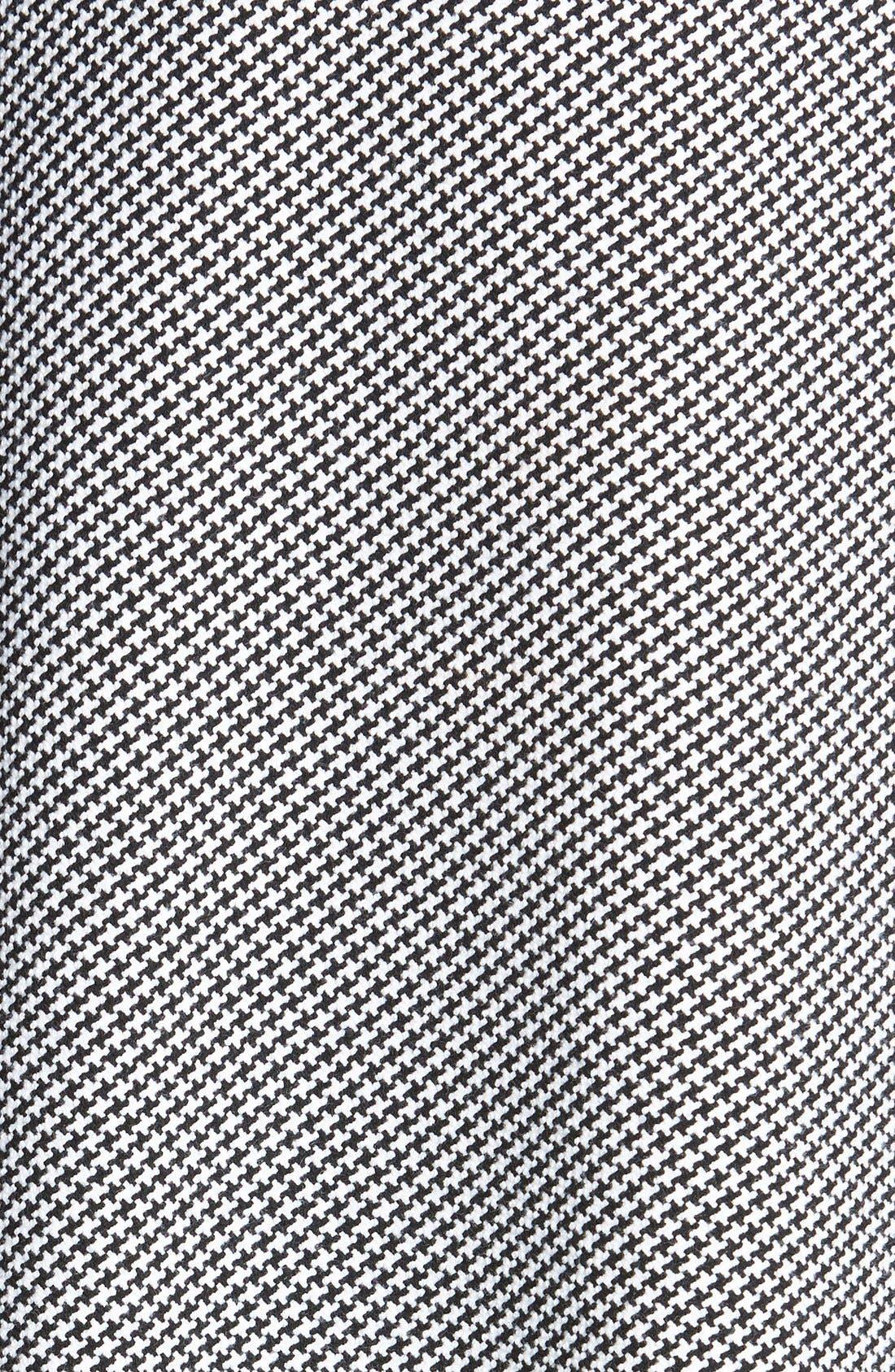 Alternate Image 3  - MICHAEL Michael Kors Houndstooth Circle Skirt