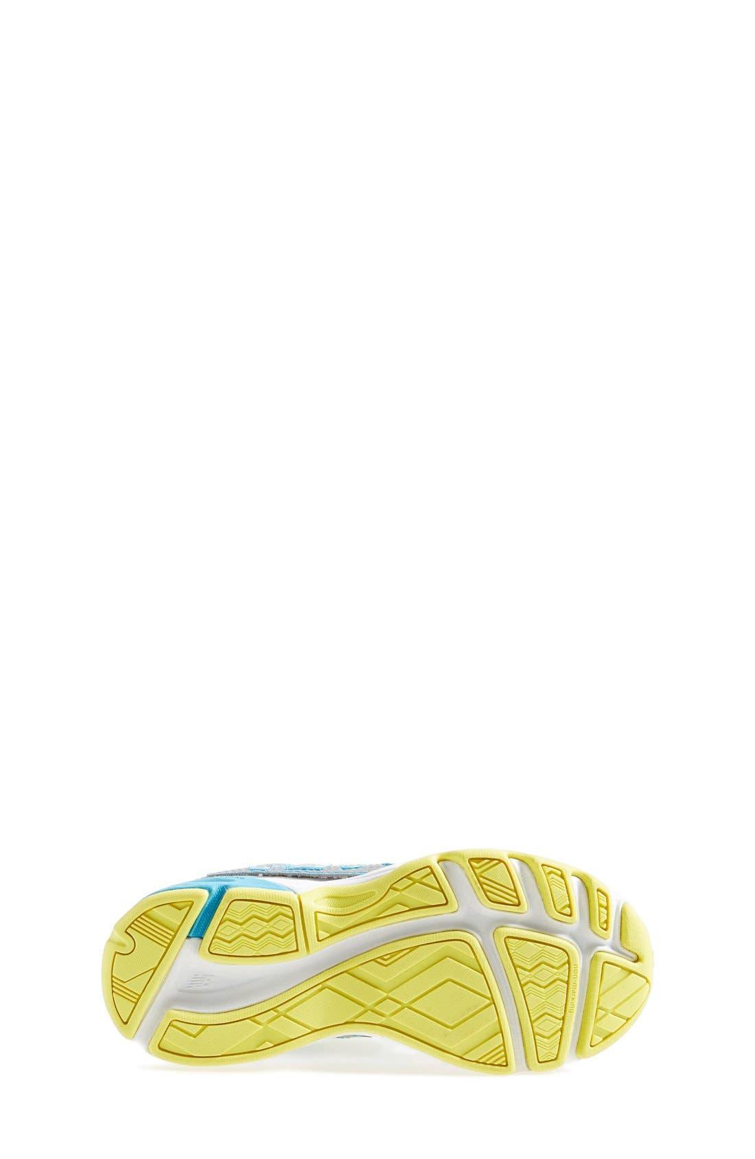 Alternate Image 4  - New Balance '696' Athletic Shoe (Toddler, Little Kid & Big Kid)