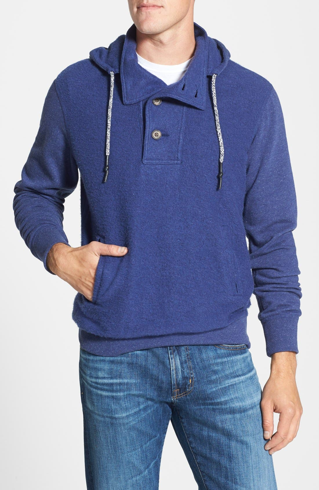 Alternate Image 1 Selected - Surfside Supply Plush Hoodie (Online Only)