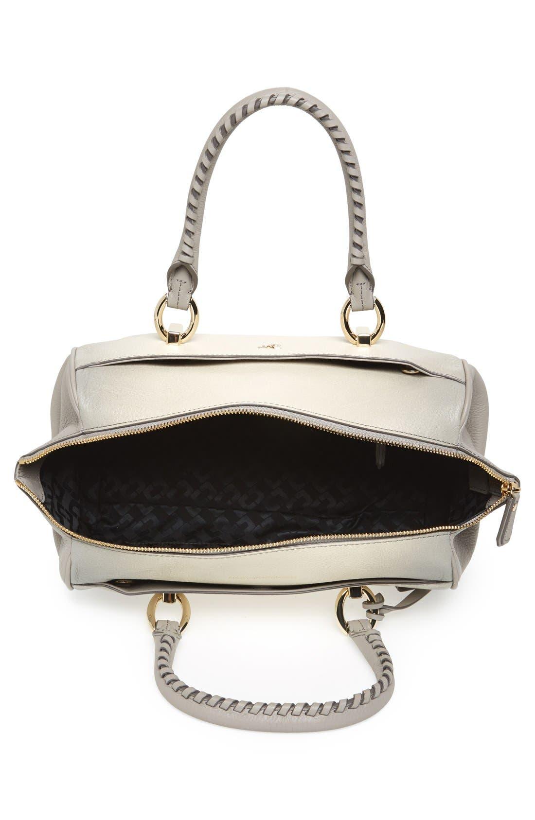 Alternate Image 2  - Diane von Furstenberg 'Small Sutra' Leather Duffel