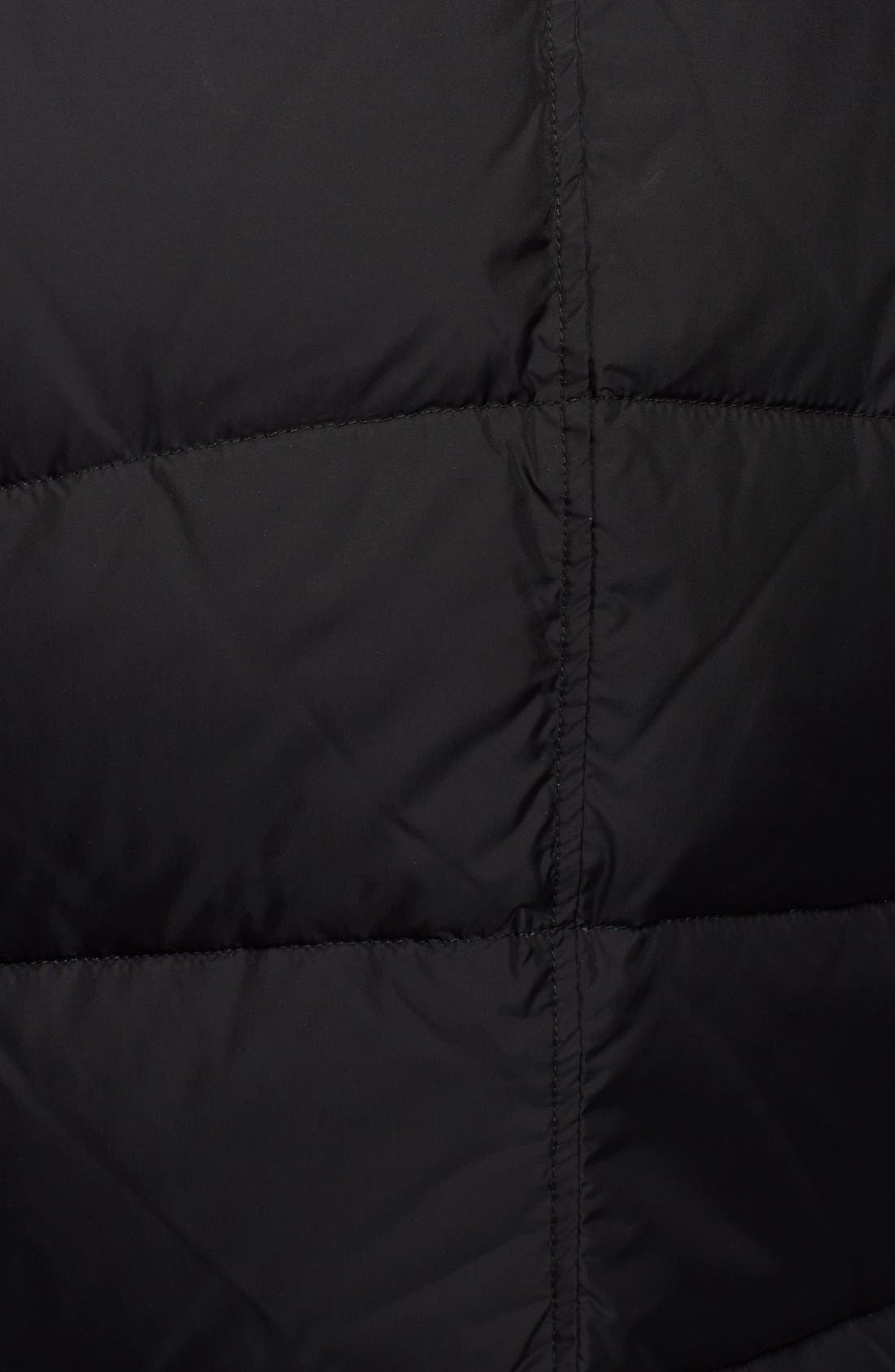 Alternate Image 3  - Moncler 'Amazzone' Matte Down Field Jacket