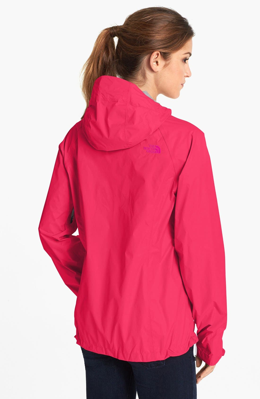 Alternate Image 2  - The North Face 'Venture' Waterproof Jacket