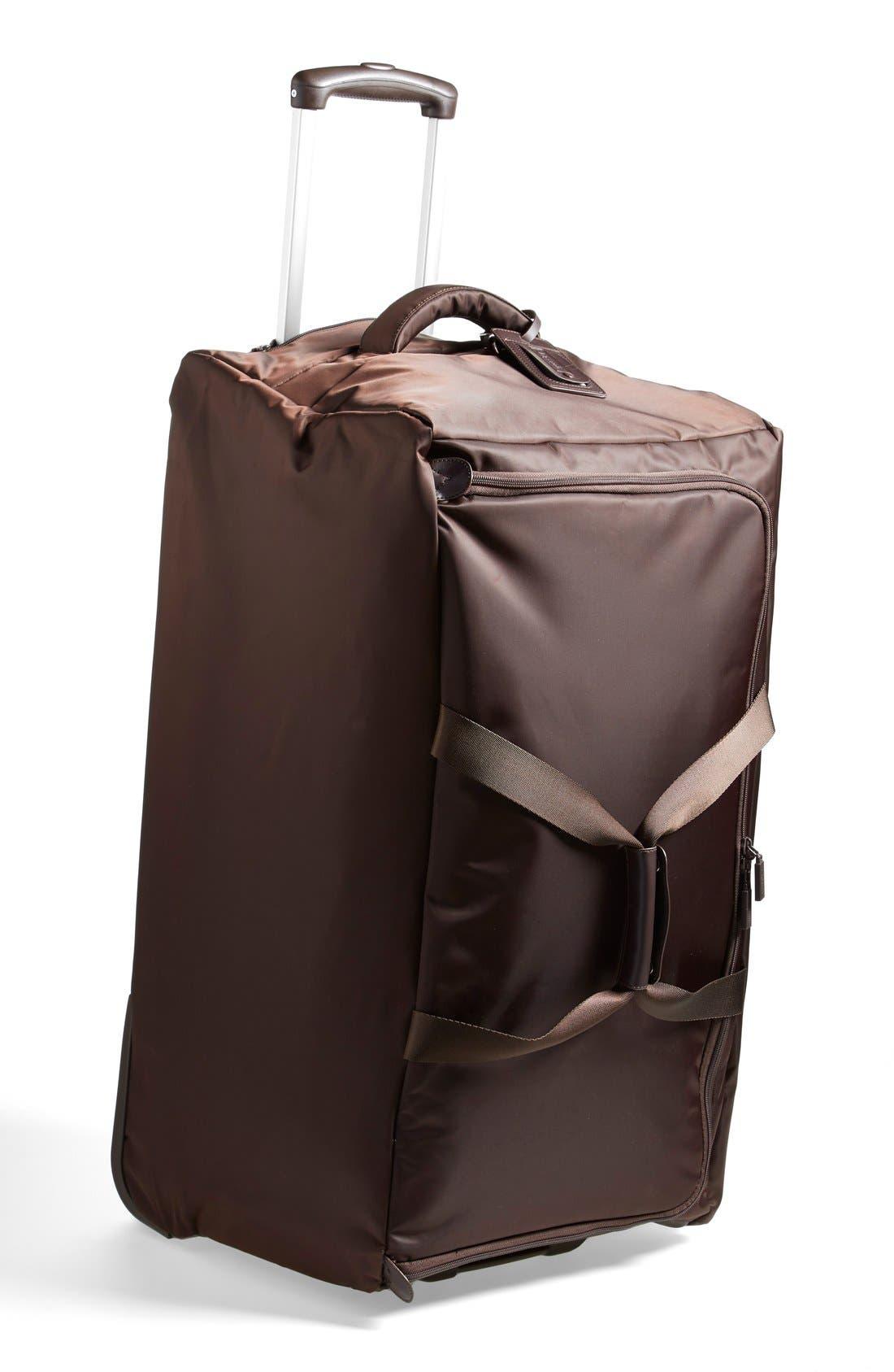 Alternate Image 1 Selected - LIPAULT Paris Foldable Rolling Duffel Bag (30 Inch)