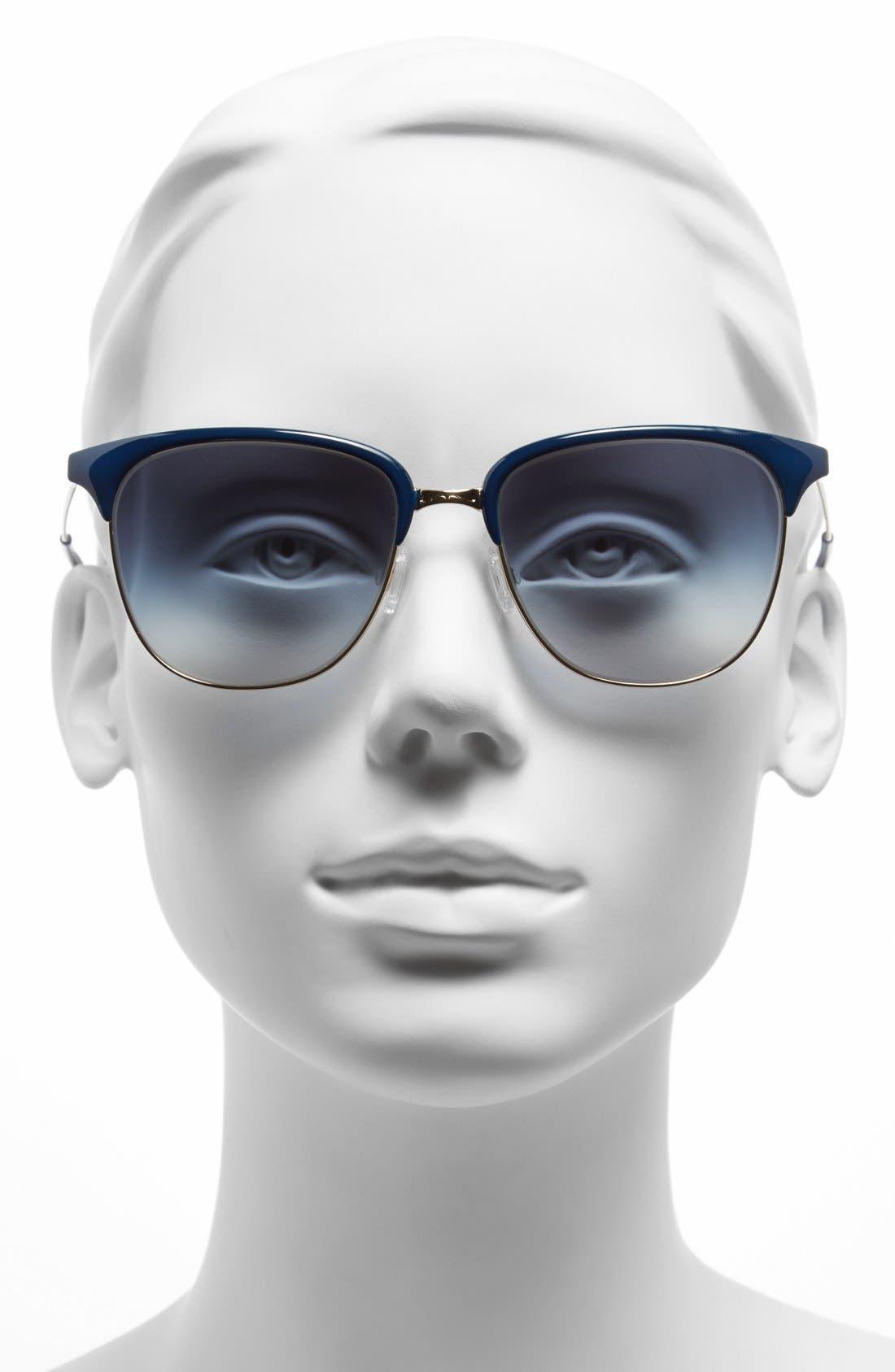 Alternate Image 2  - Oliver Peoples 'Leiana' 55mm Sunglasses