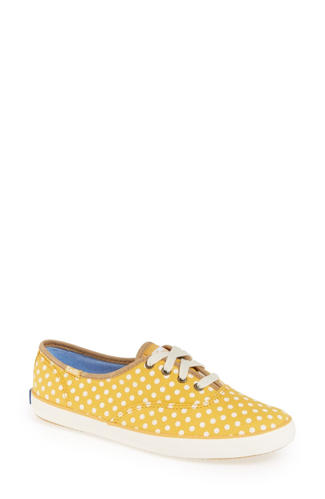 Alternate Image 1 Selected - Keds® 'Champion - Dot' Sneaker (Women)