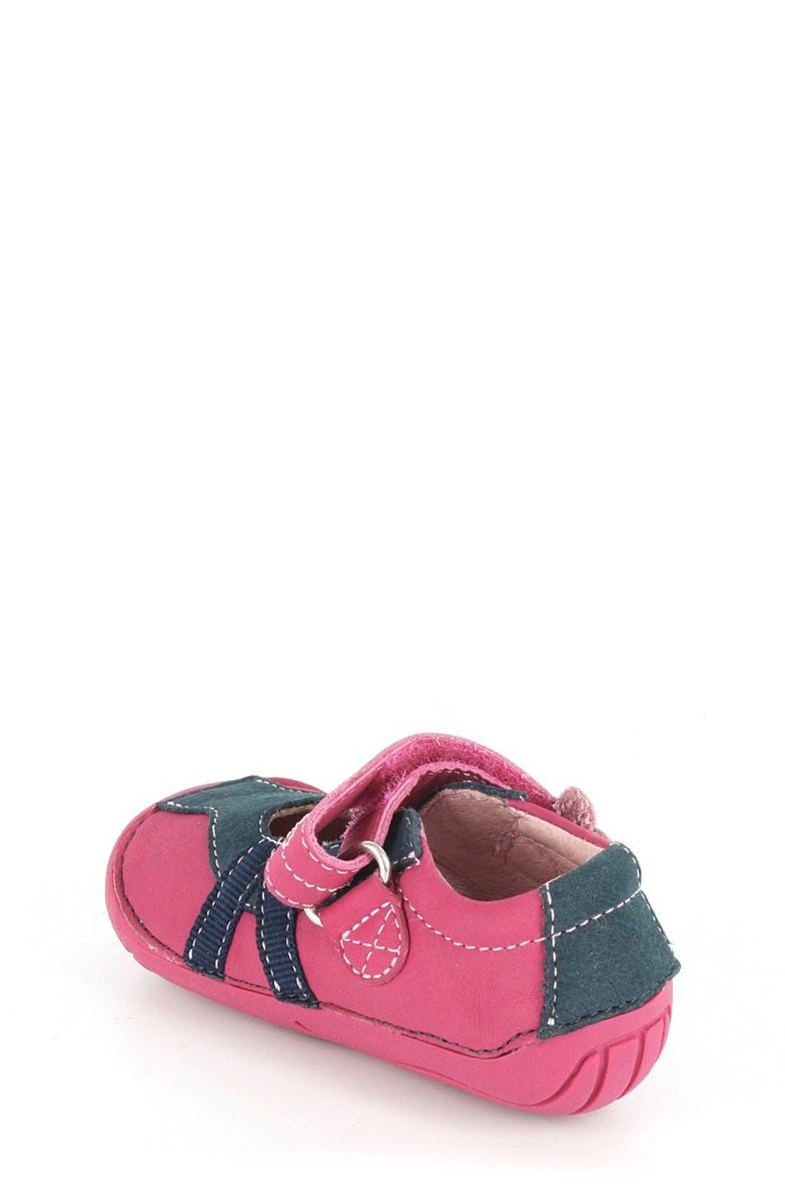 Alternate Image 2  - Umi 'Cassia' Mary Jane (Baby & Walker)