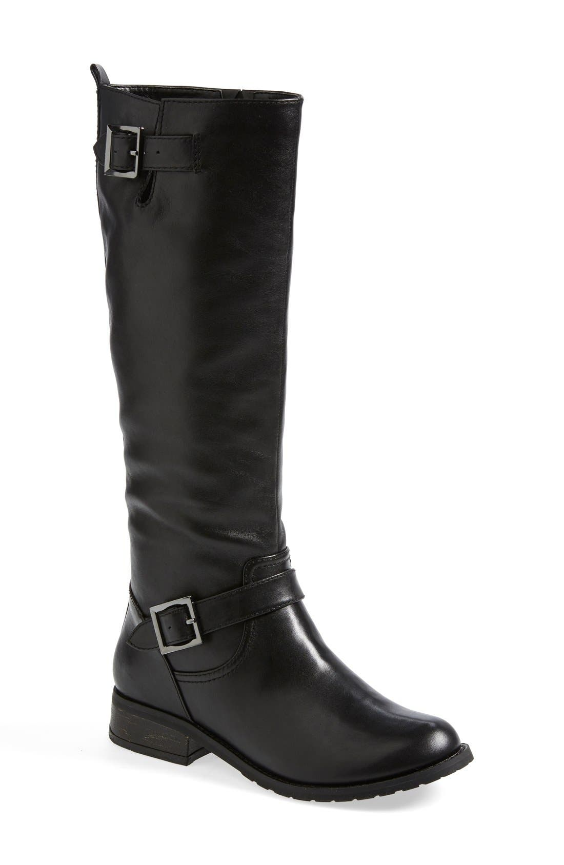 Alternate Image 1 Selected - BP. 'Burton' Moto Boot (Women)