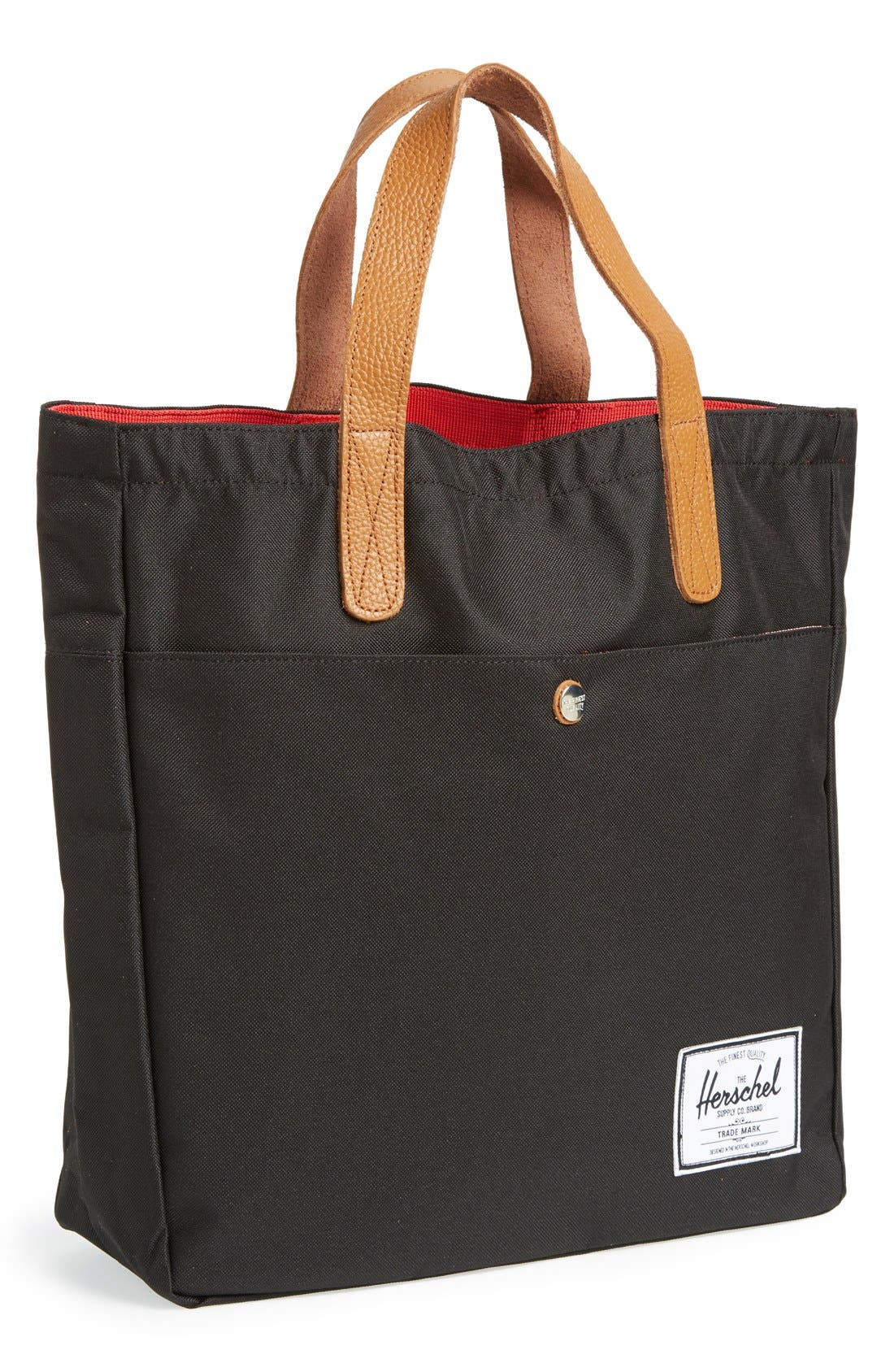 Alternate Image 1 Selected - Herschel Supply Co. 'Brohm' Canvas Tote