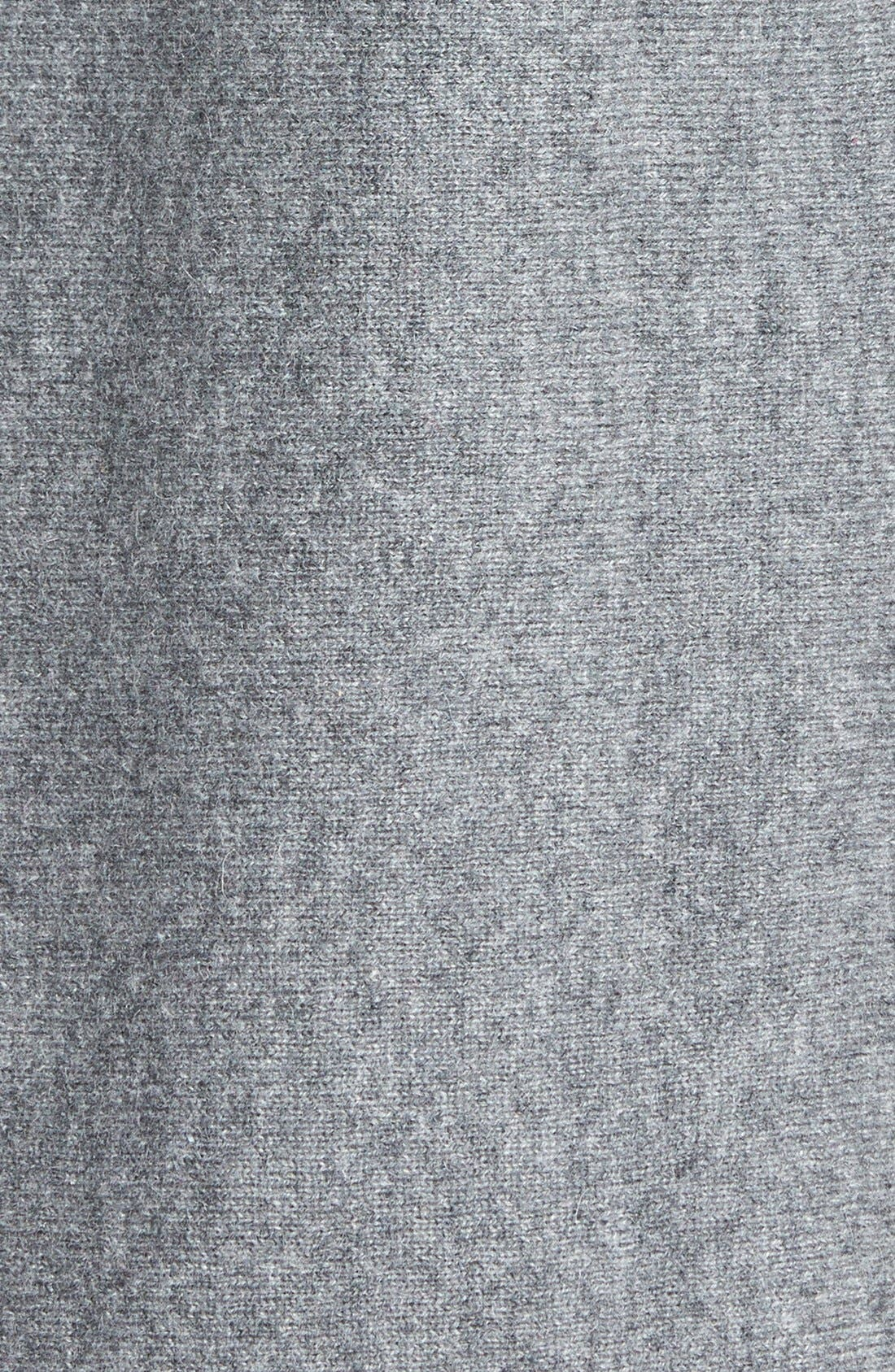Alternate Image 3  - Halogen® Cashmere Shirttail Sweater (Regular & Petite)