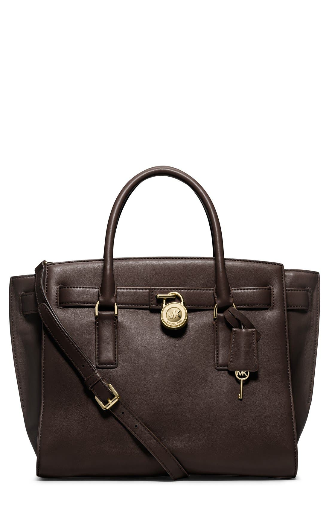 Alternate Image 1 Selected - MICHAEL Michael Kors 'Large Hamilton - Traveler' Tote