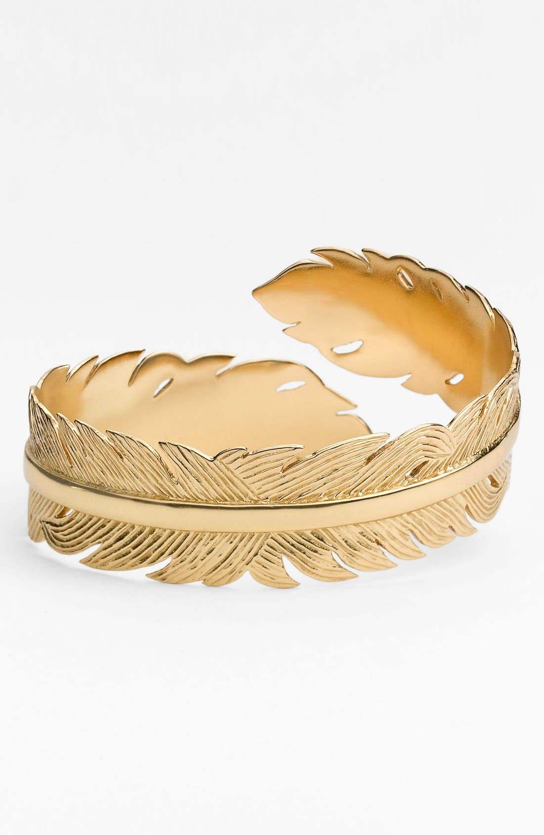 Alternate Image 1 Selected - Melinda Maria Feather Cuff