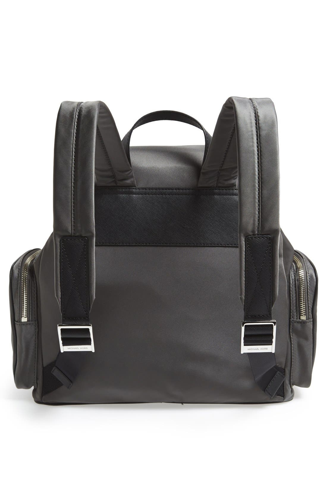Alternate Image 4  - MICHAEL Michael Kors 'Fulton' Nylon Backpack
