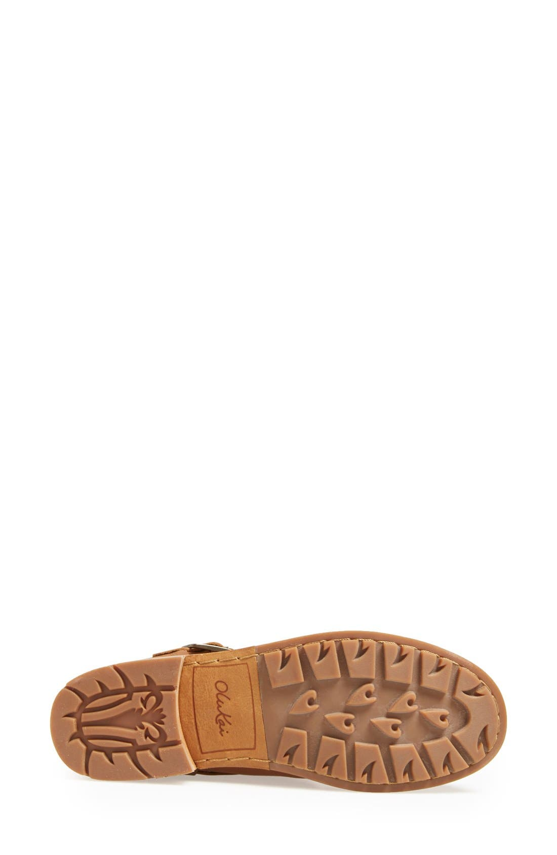 Alternate Image 4  - OluKai 'Pa'ai' Leather Boot (Women)