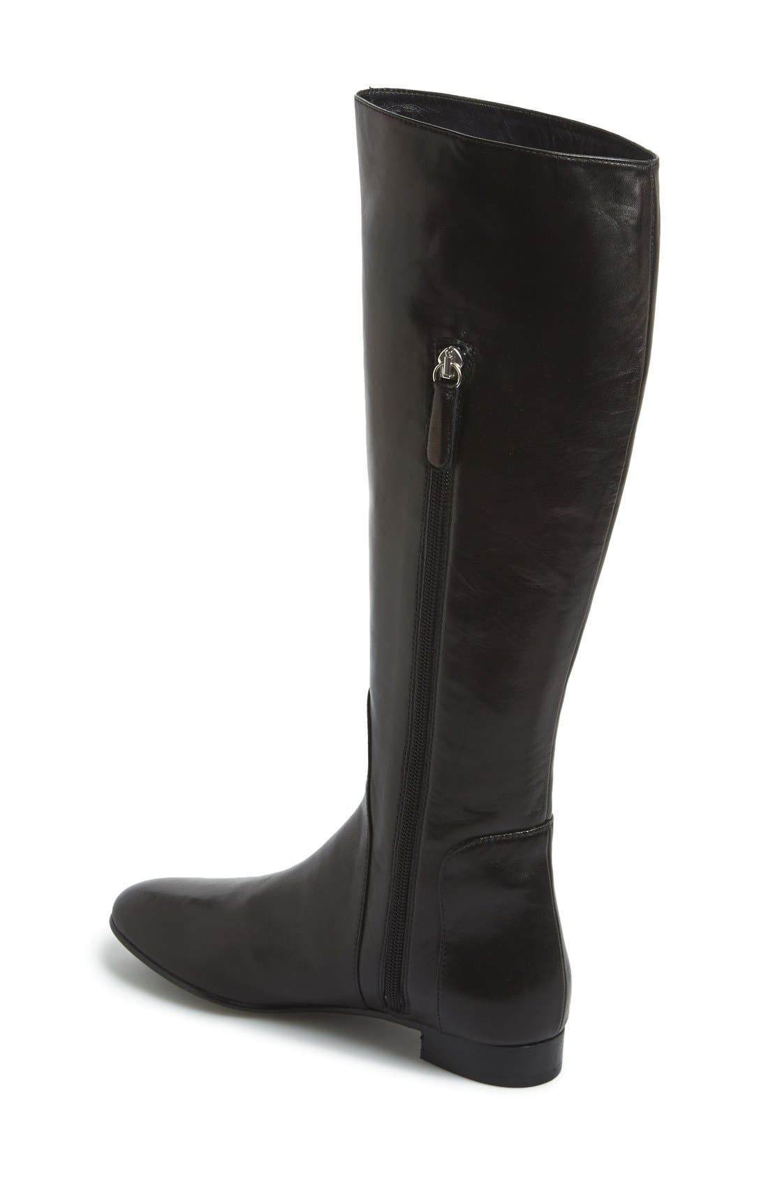 Alternate Image 2  - Delman 'Molly' Flat Boot (Online Only)