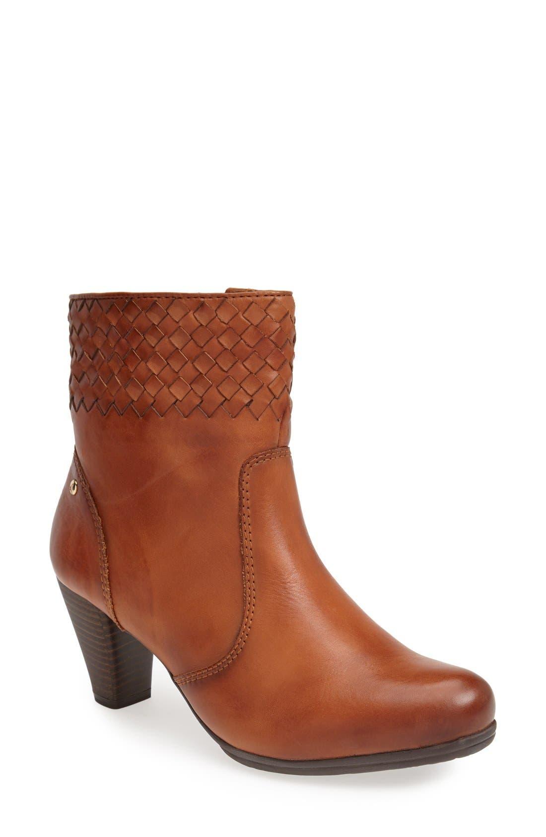 Alternate Image 1 Selected - PIKOLINOS 'Verona' Short Boot (Women)
