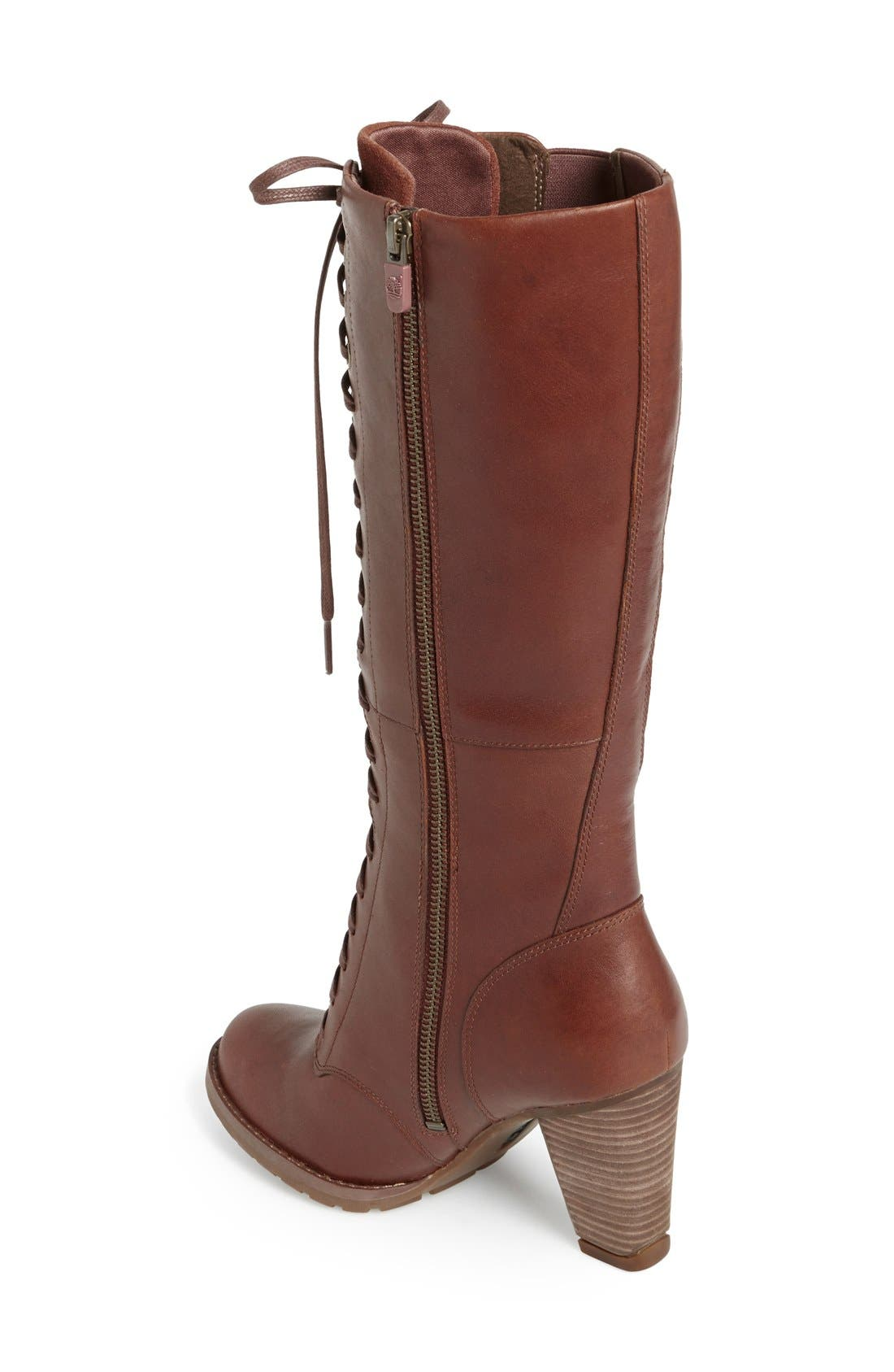 Alternate Image 2  - Timberland Earthkeepers® 'Stratham Heights' Waterproof Tall Boot (Women)