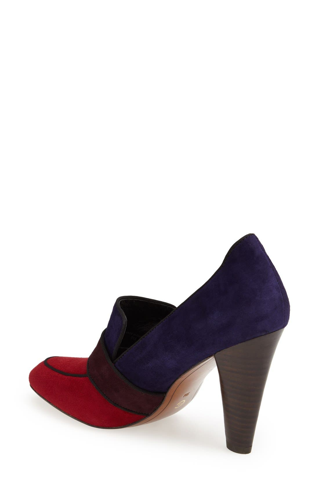 Alternate Image 2  - Derek Lam 10 Crosby 'Pilar' Loafer Pump (Women)