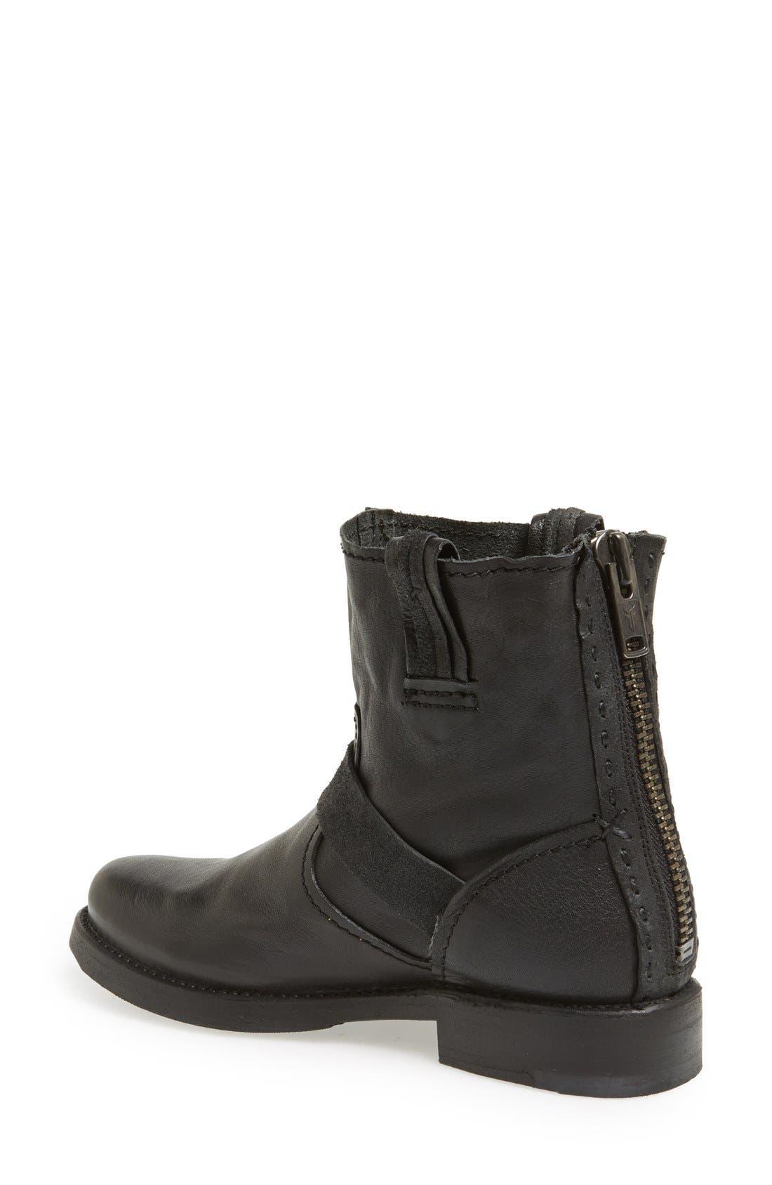 Alternate Image 2  - Frye 'Vicky Artisan' Back Zip Boot (Women)