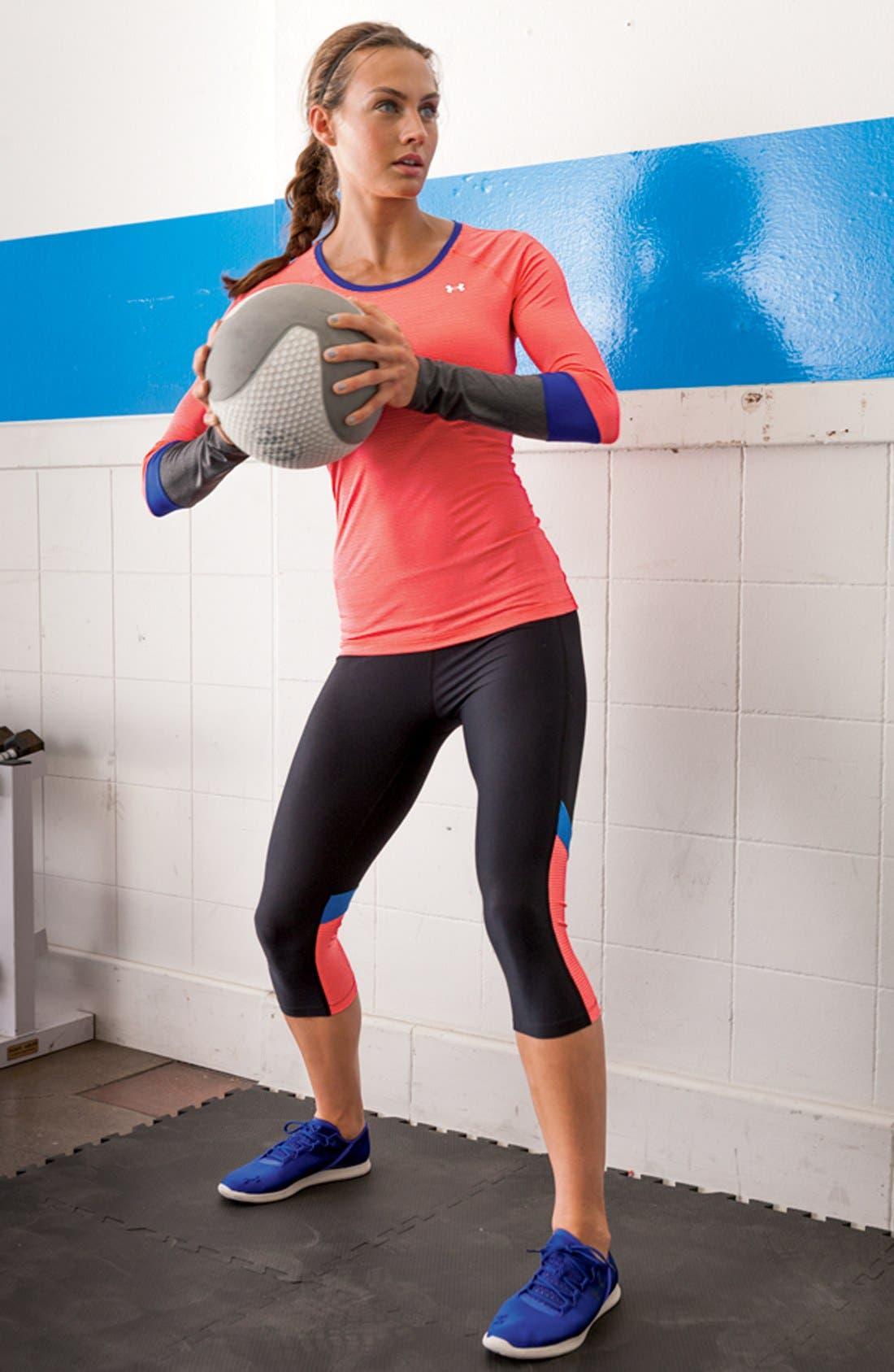 Alternate Image 7  - Under Armour 'Speedform® Studiolux™' Training Shoe (Women)
