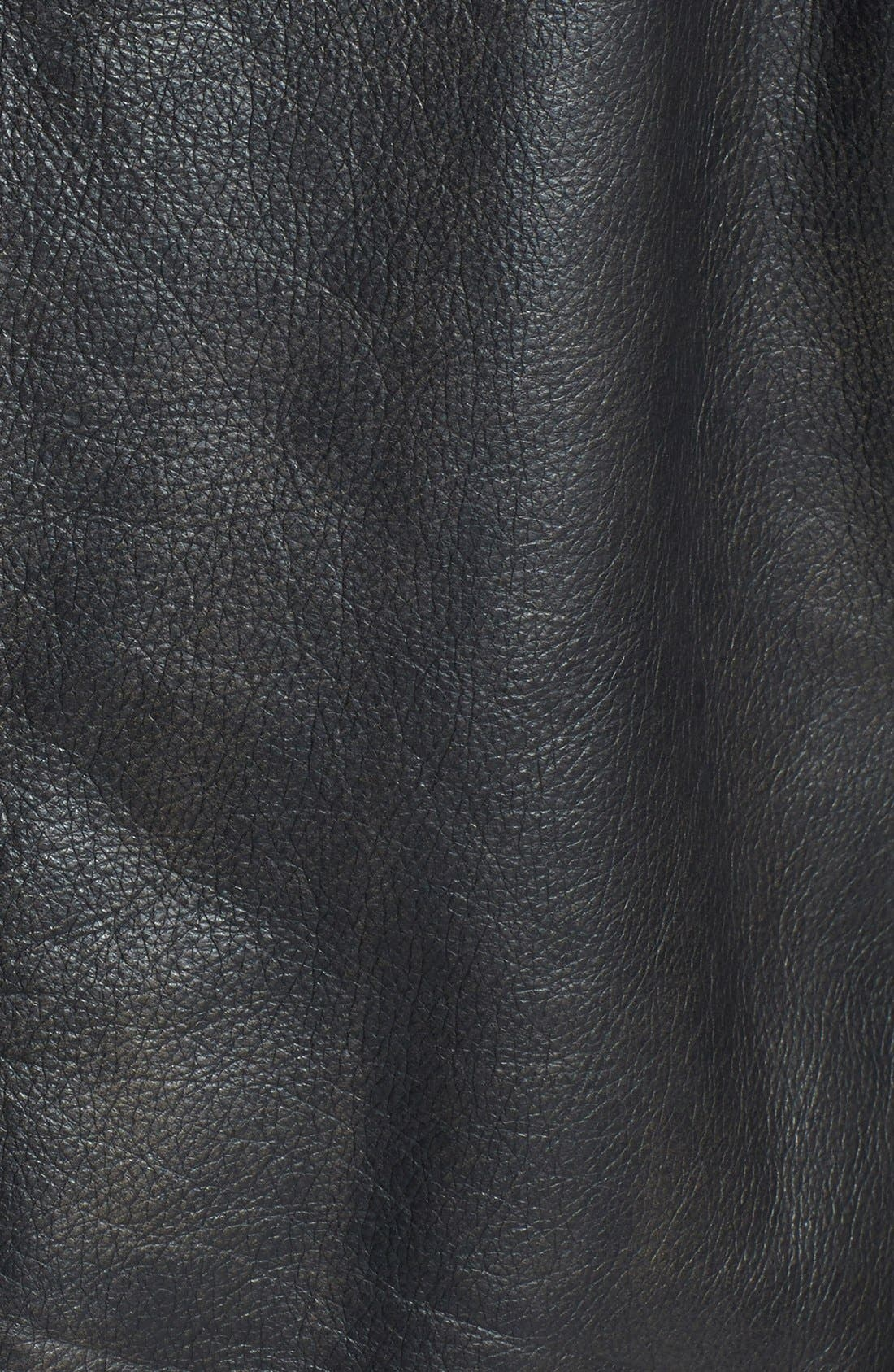 Alternate Image 3  - Marc New York by Andrew Marc 'Romney' Distressed Leather Jacket (Online Only)