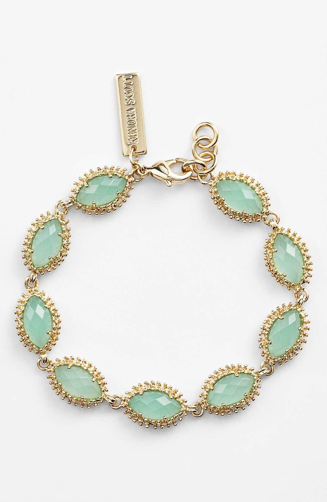 Alternate Image 1 Selected - Kendra Scott 'Jana' Line Bracelet