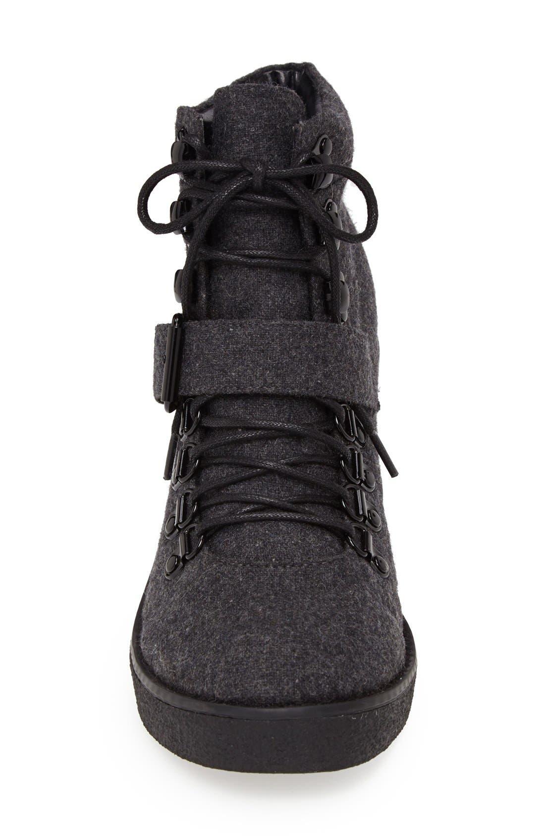 Alternate Image 3  - Topshop 'Misty' Hiker Boot (Women)