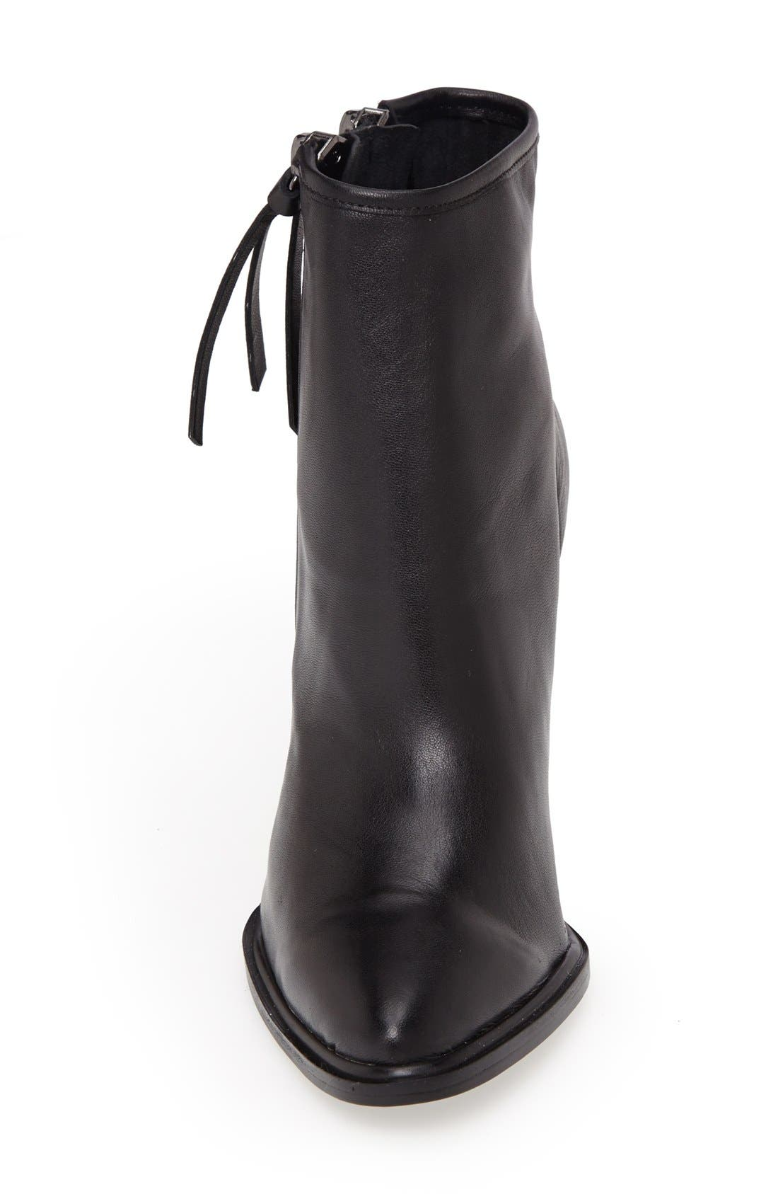 Alternate Image 3  - Steve Madden 'Marando' Pointy Toe Leather Bootie (Women)