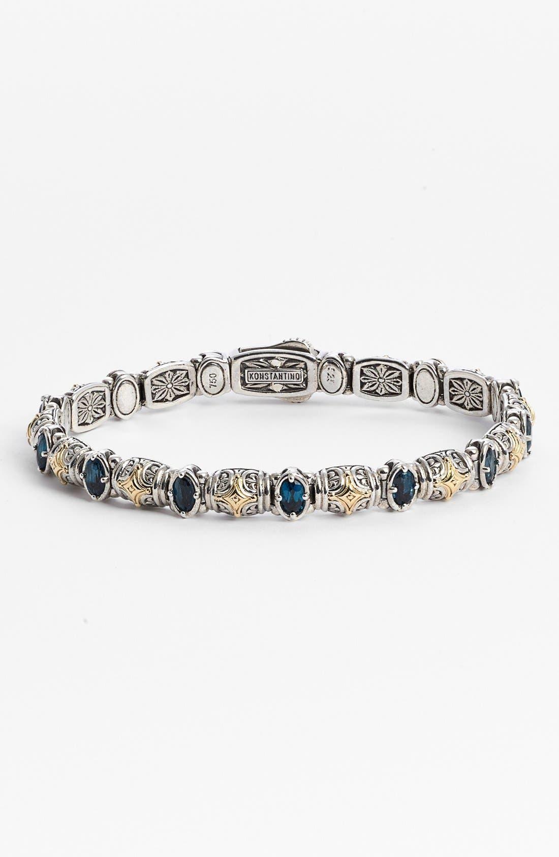 KONSTANTINO 'Hermione' Line Bracelet