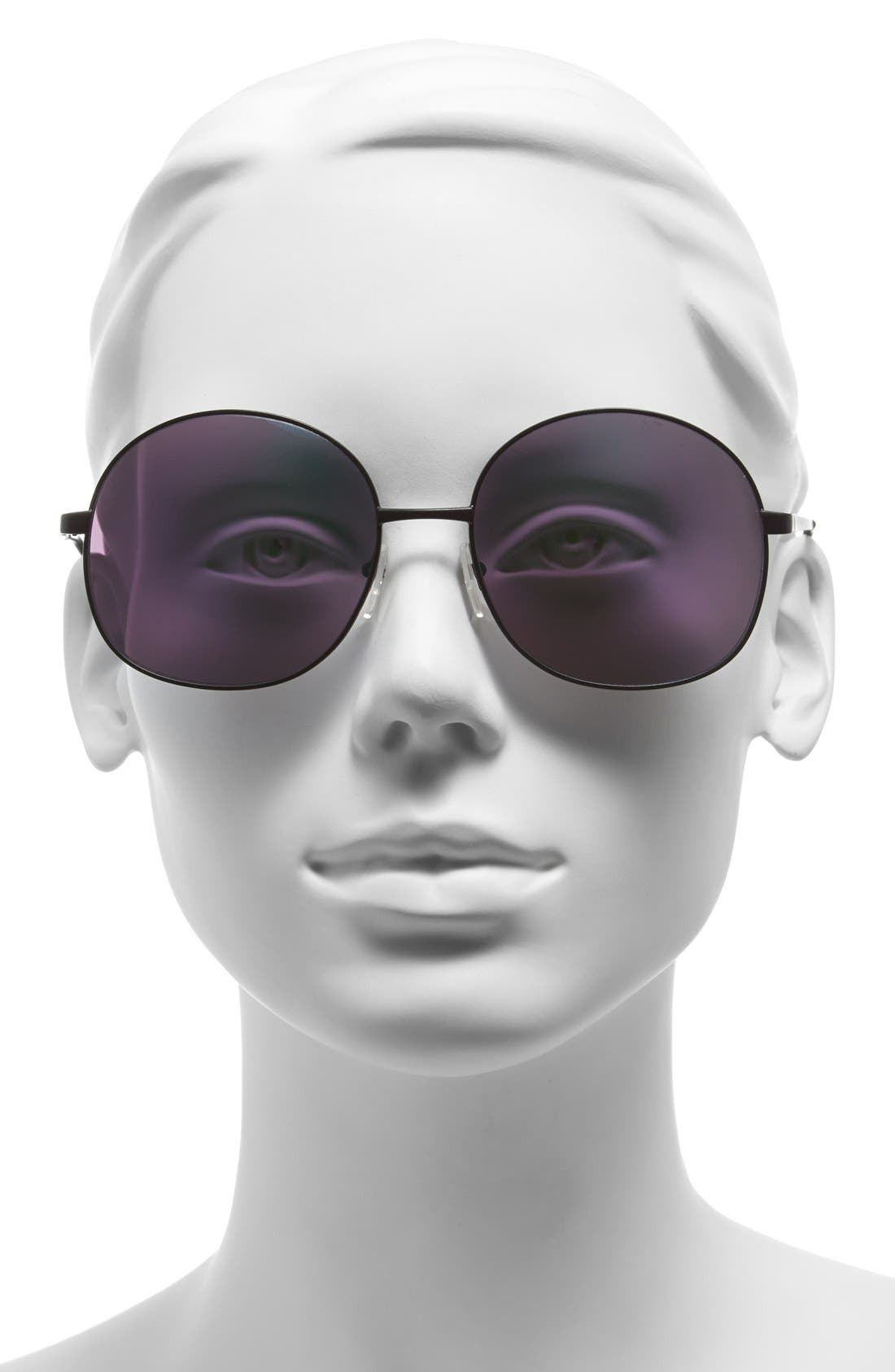 Alternate Image 2  - Illesteva 'Alina' 58mm Sunglasses