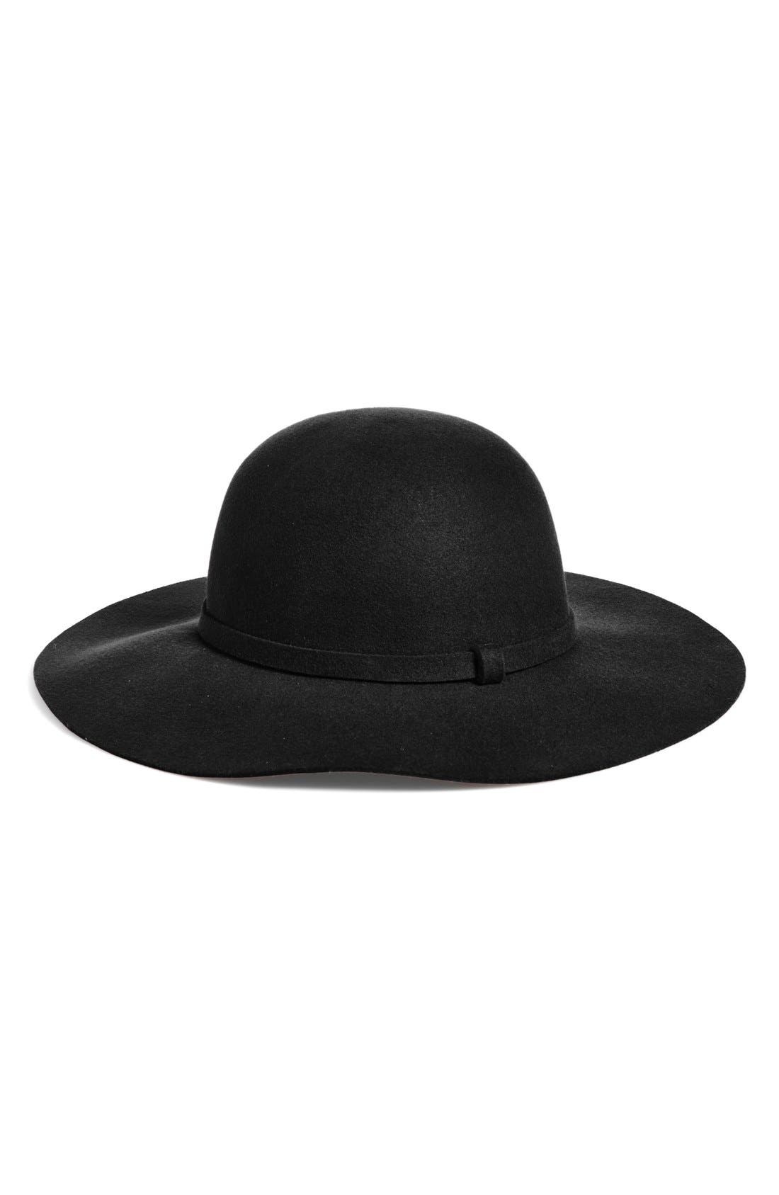 Alternate Image 1 Selected - Phase 3 Floppy Wool Hat